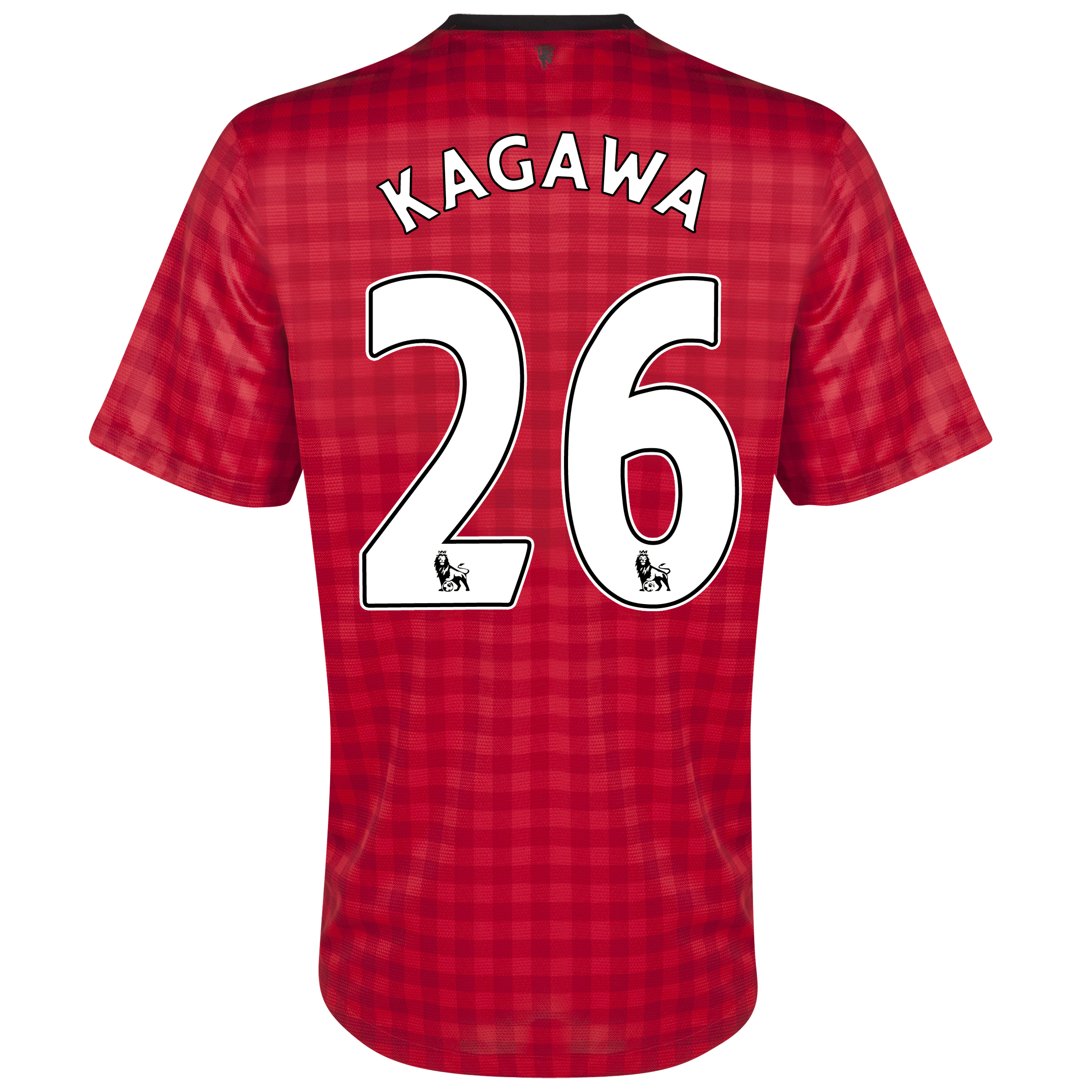 Manchester United Home Shirt 2012/13 with Kagawa 26 printing