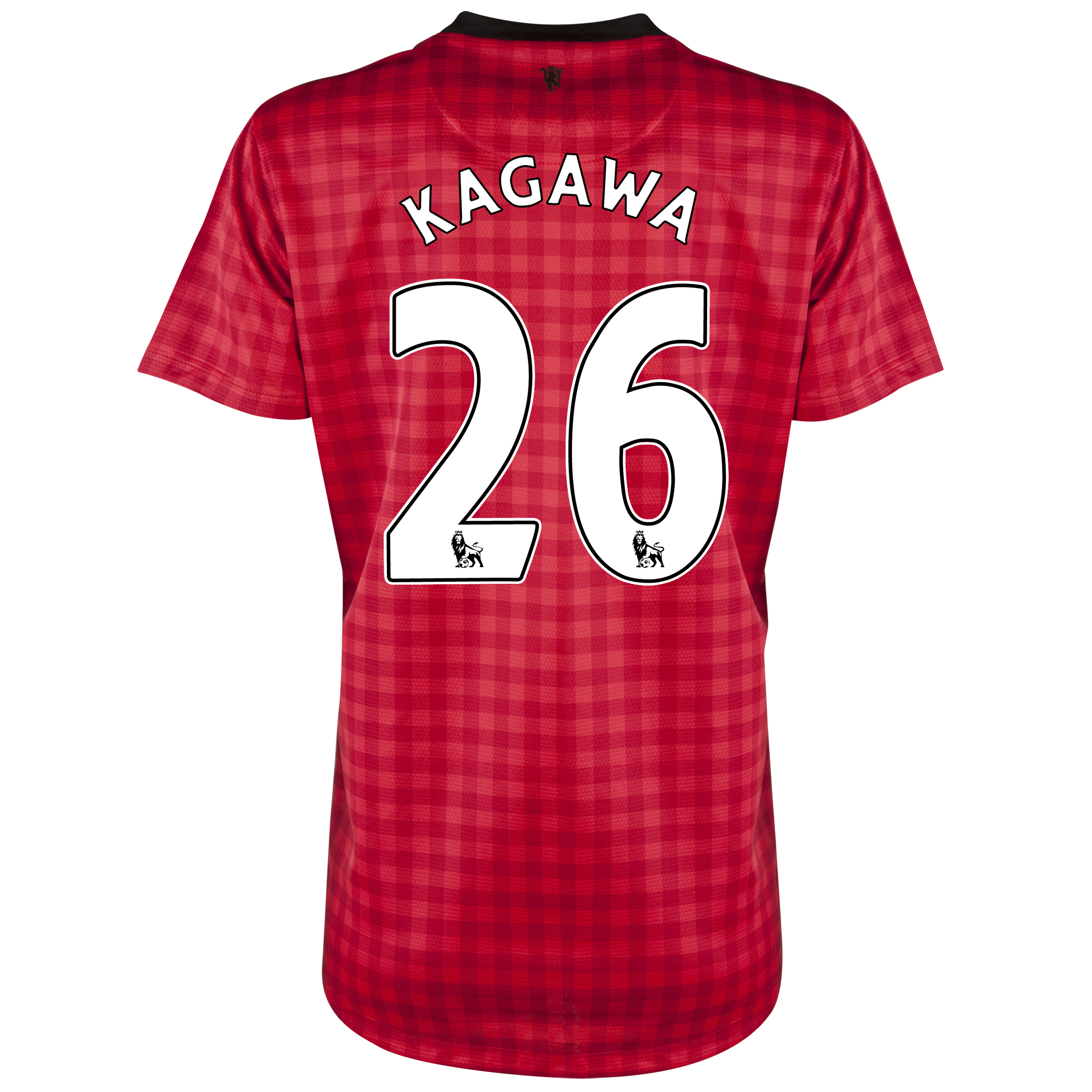 Manchester United Home Shirt 2012/13 - Womens with Kagawa 26 printing