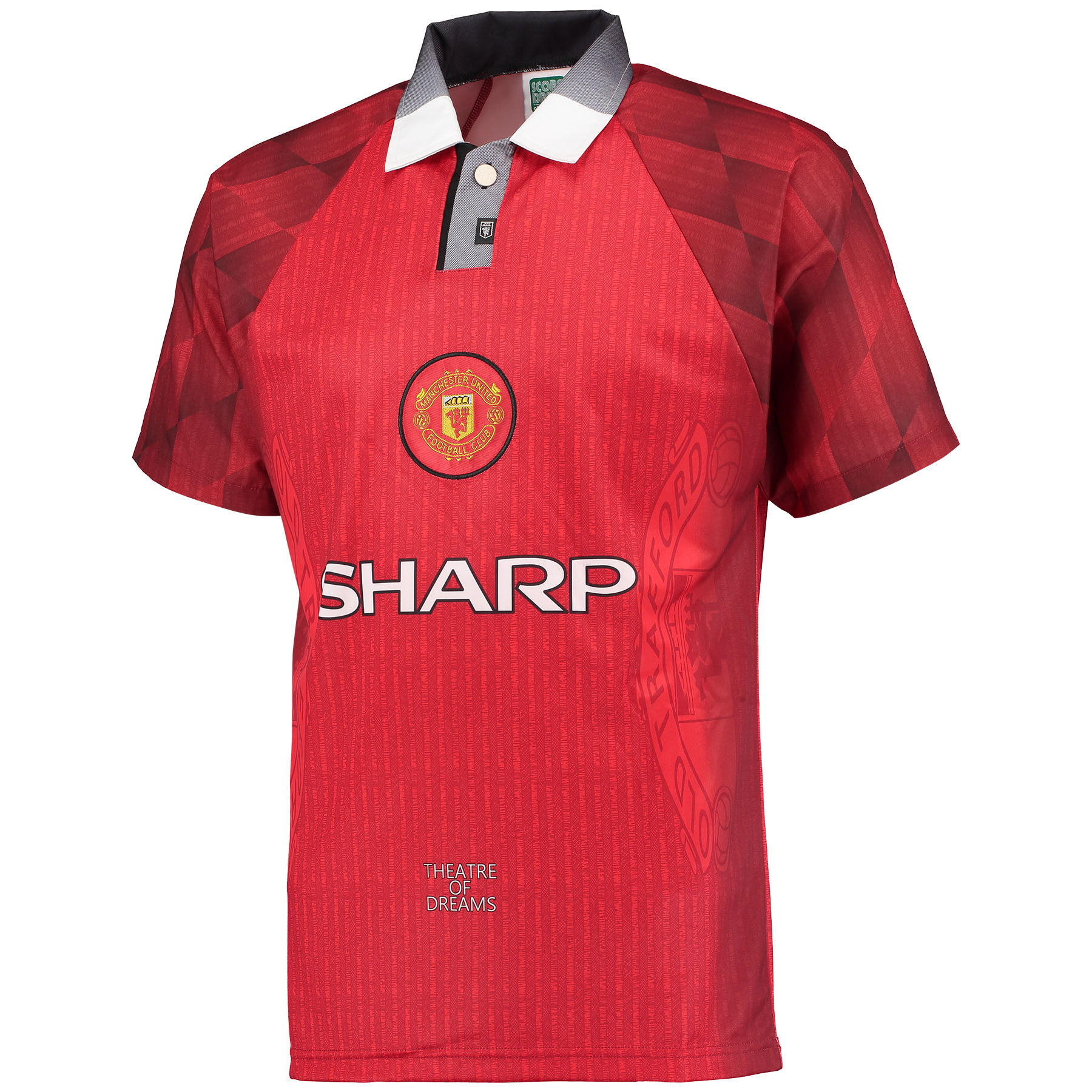 Manchester United 1998 Home Shirt