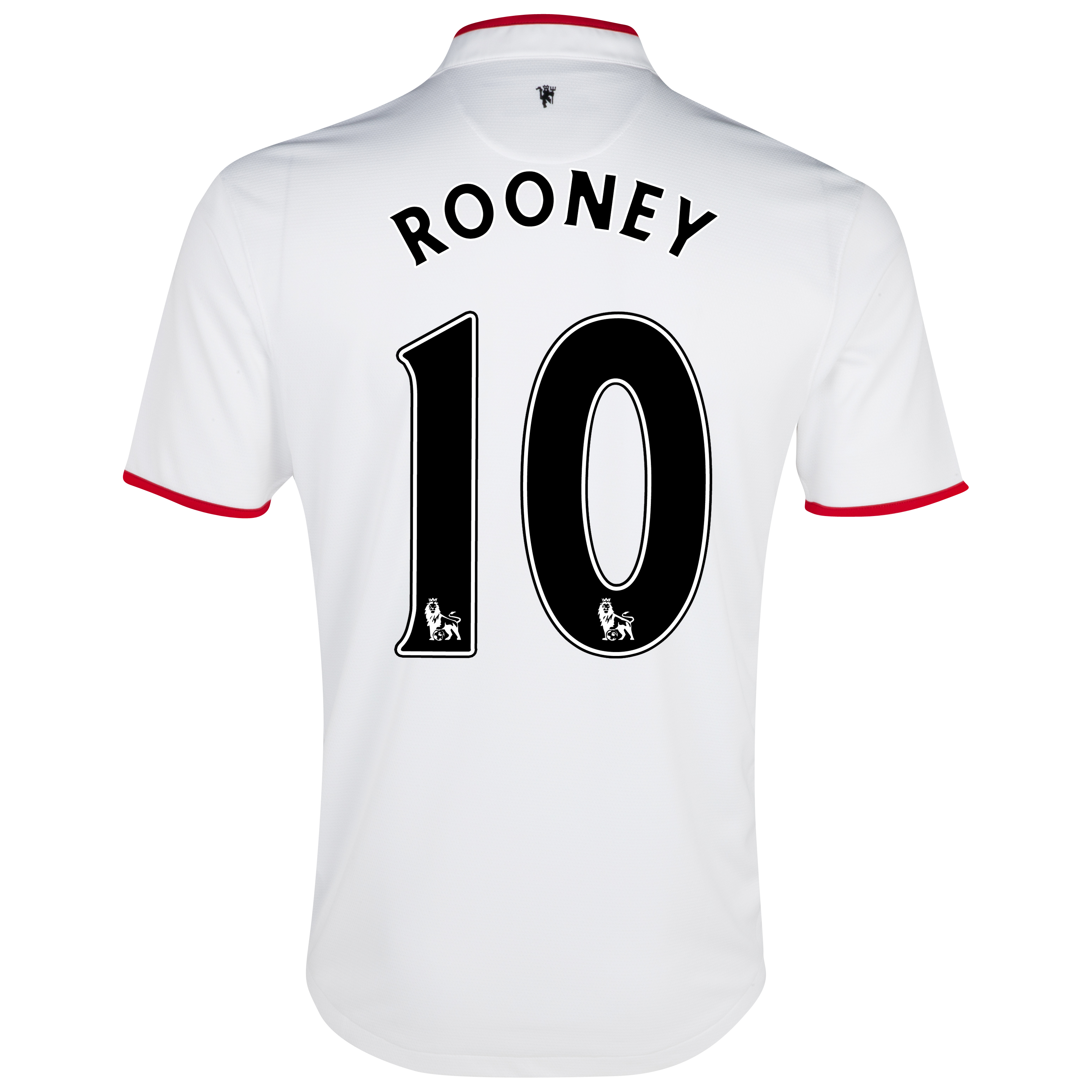 Manchester United Away Shirt 2012/13 with Rooney 10 printing