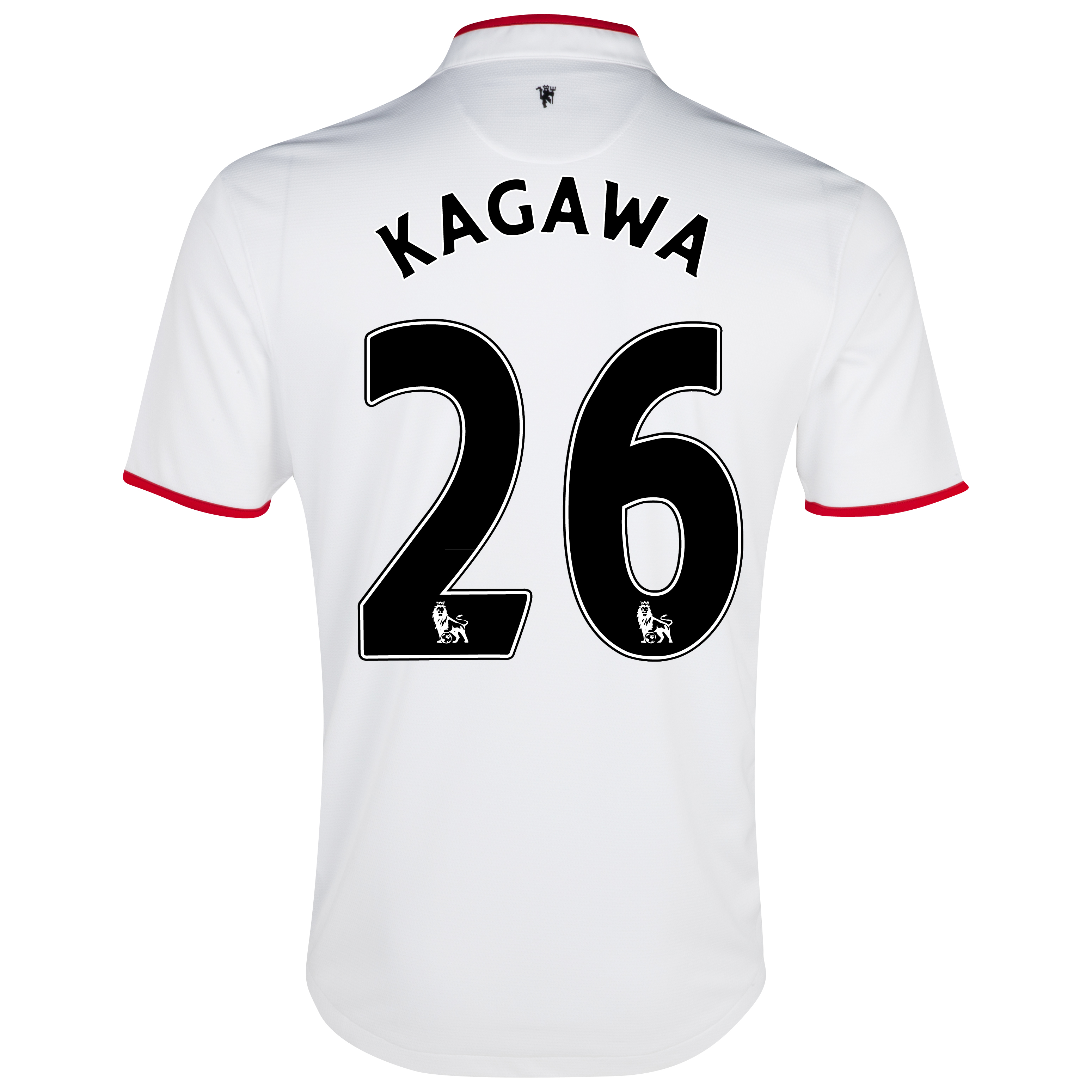 Manchester United Away Shirt 2012/13 with Kagawa 26 printing