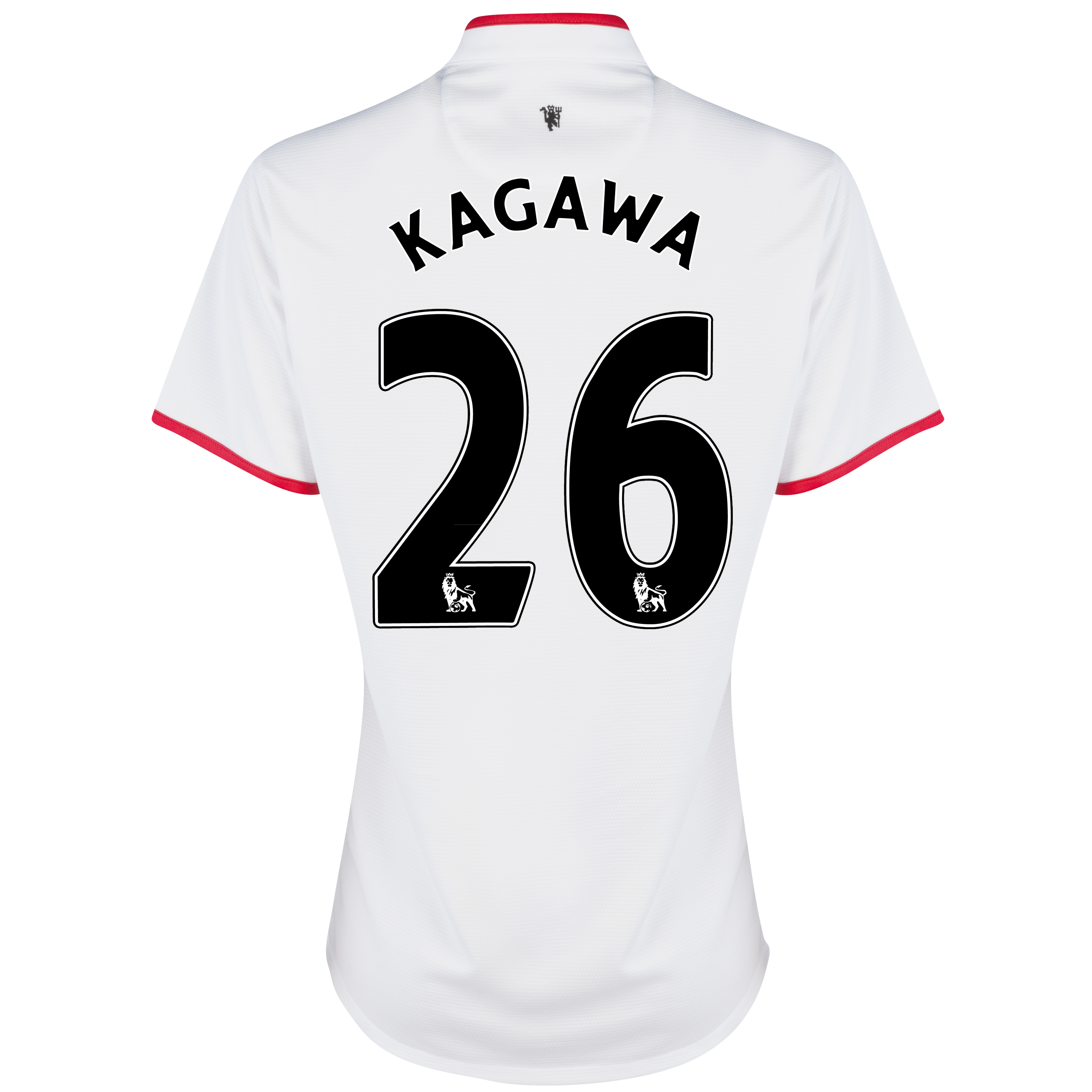 Manchester United Away Shirt 2012/13 - Womens with Kagawa 26 printing