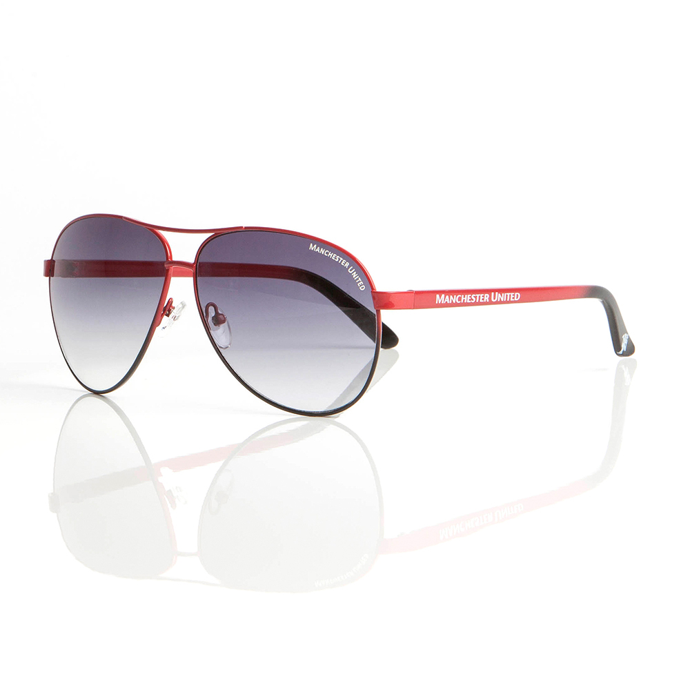 Manchester United Aviator Sunglasses - Adult