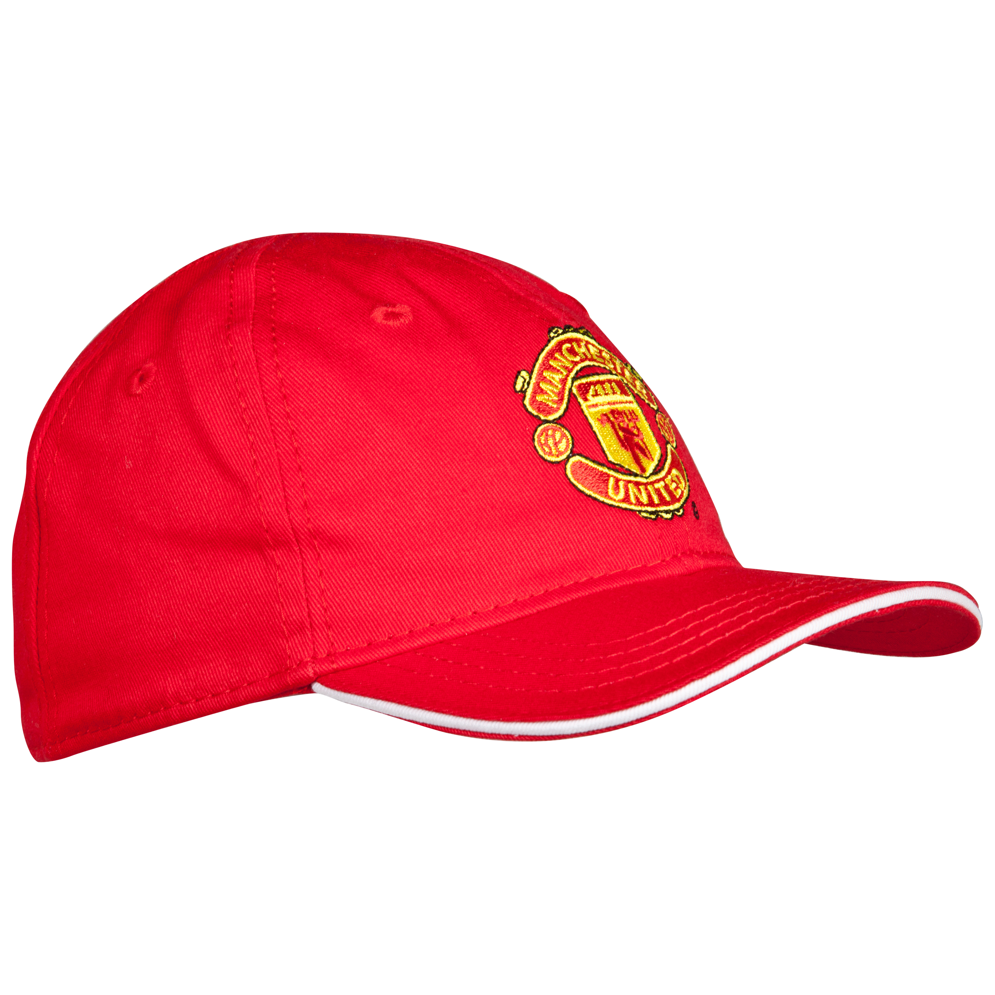 Manchester United Core Crest Cap - Red - Kids