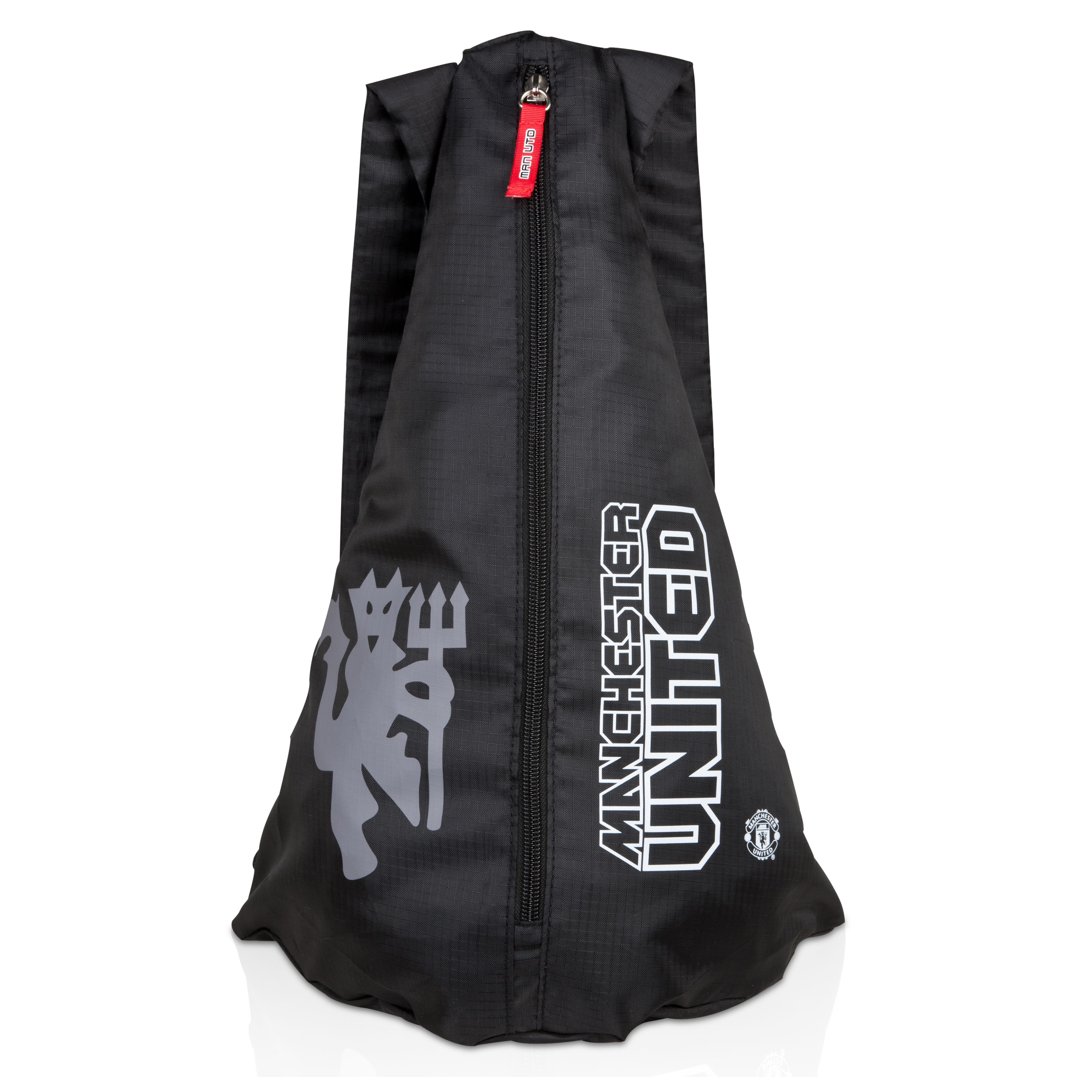 Manchester United Zippered Gym Sack