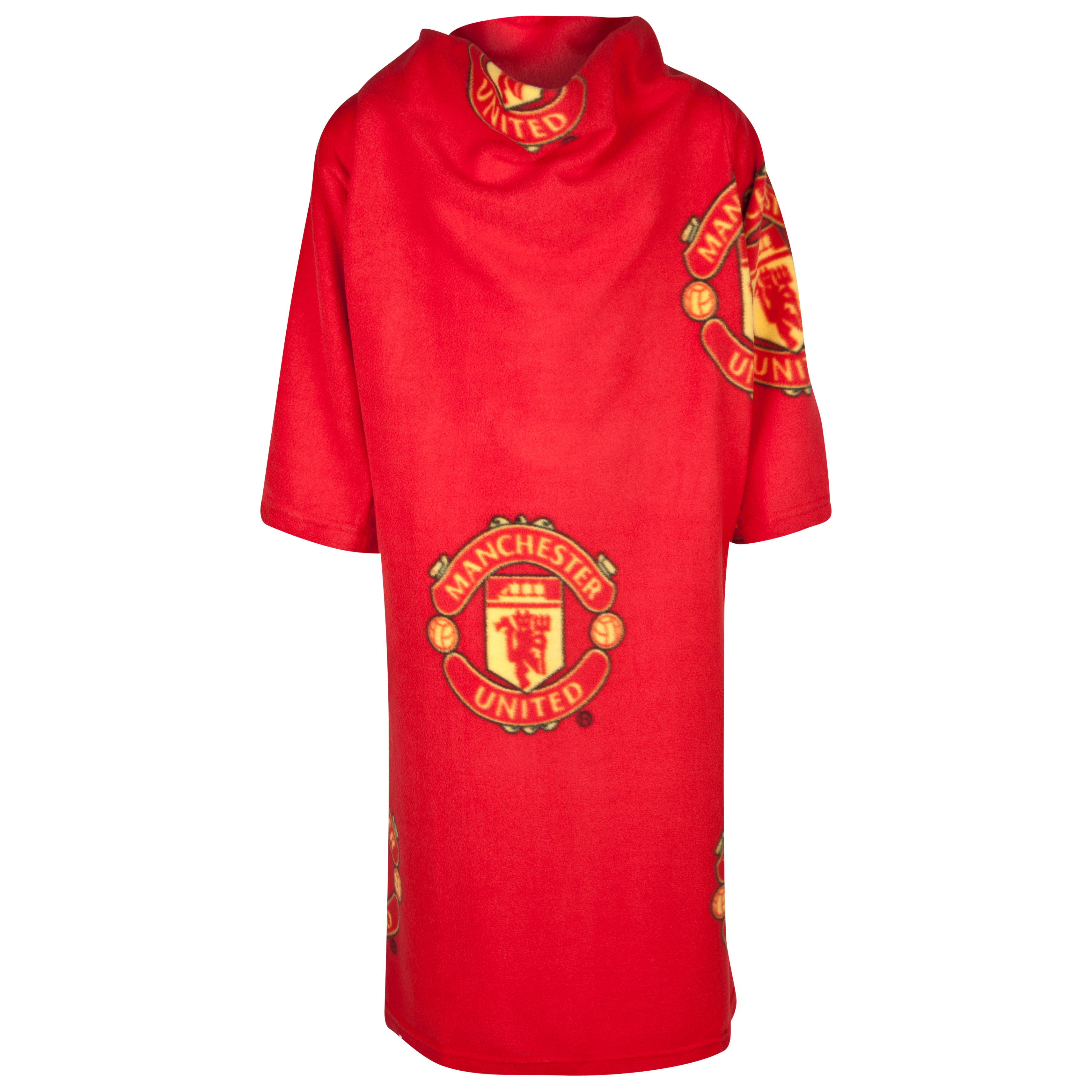 Manchester United Crest Snuggle Fleece