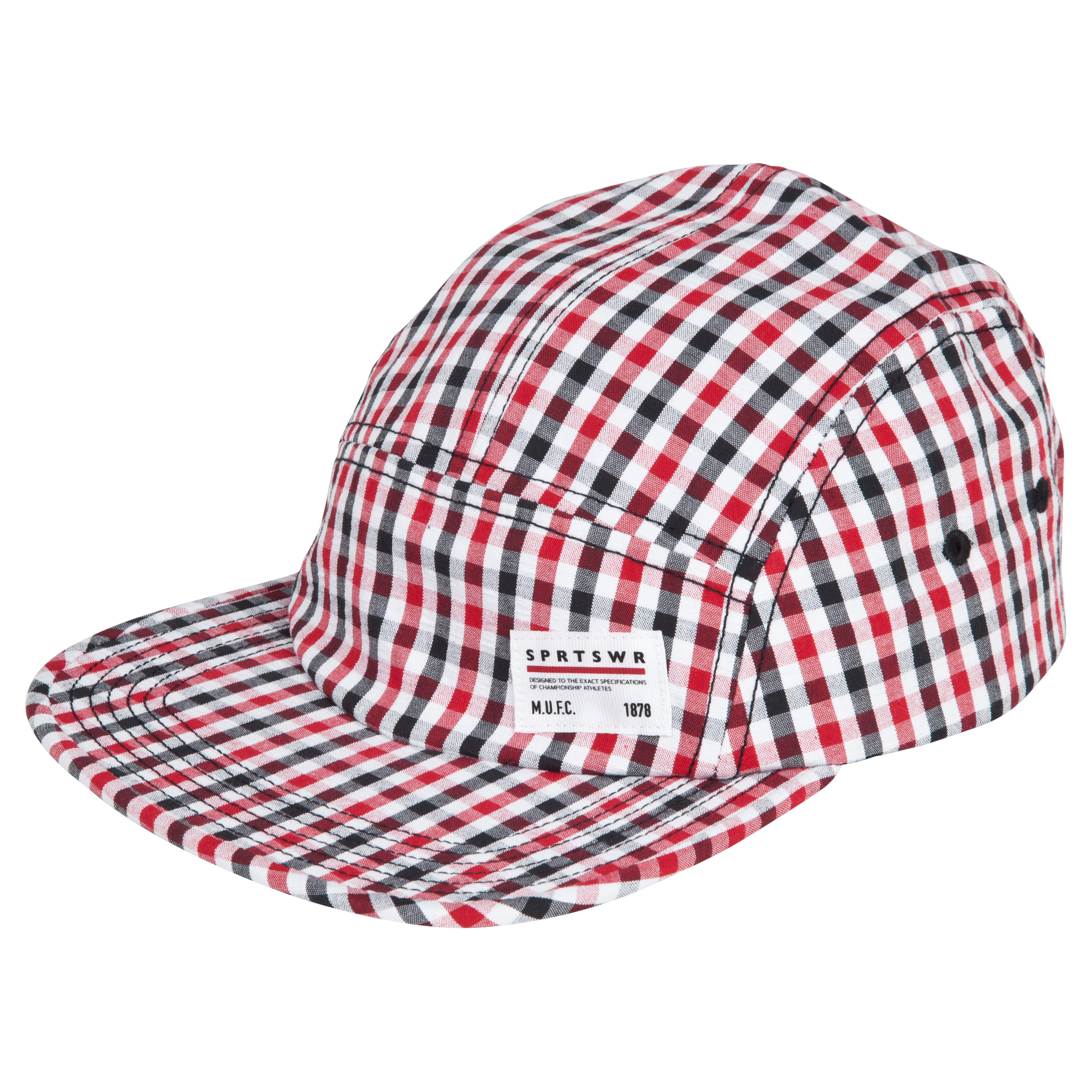 Manchester United Amplify AW84 Cap - White