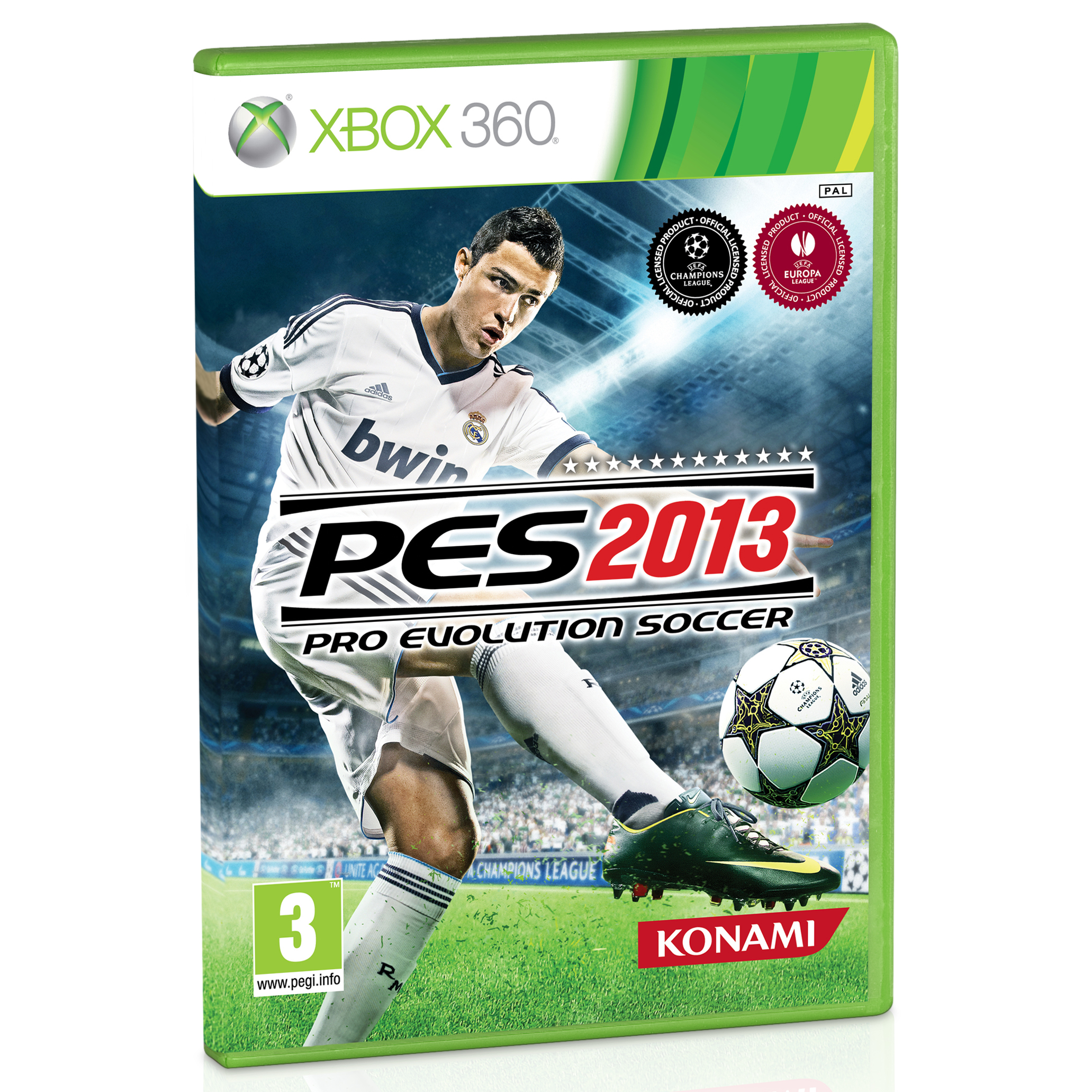Manchester United Pro Evolution Soccer 2013 (Pes 2013) Xbox Game