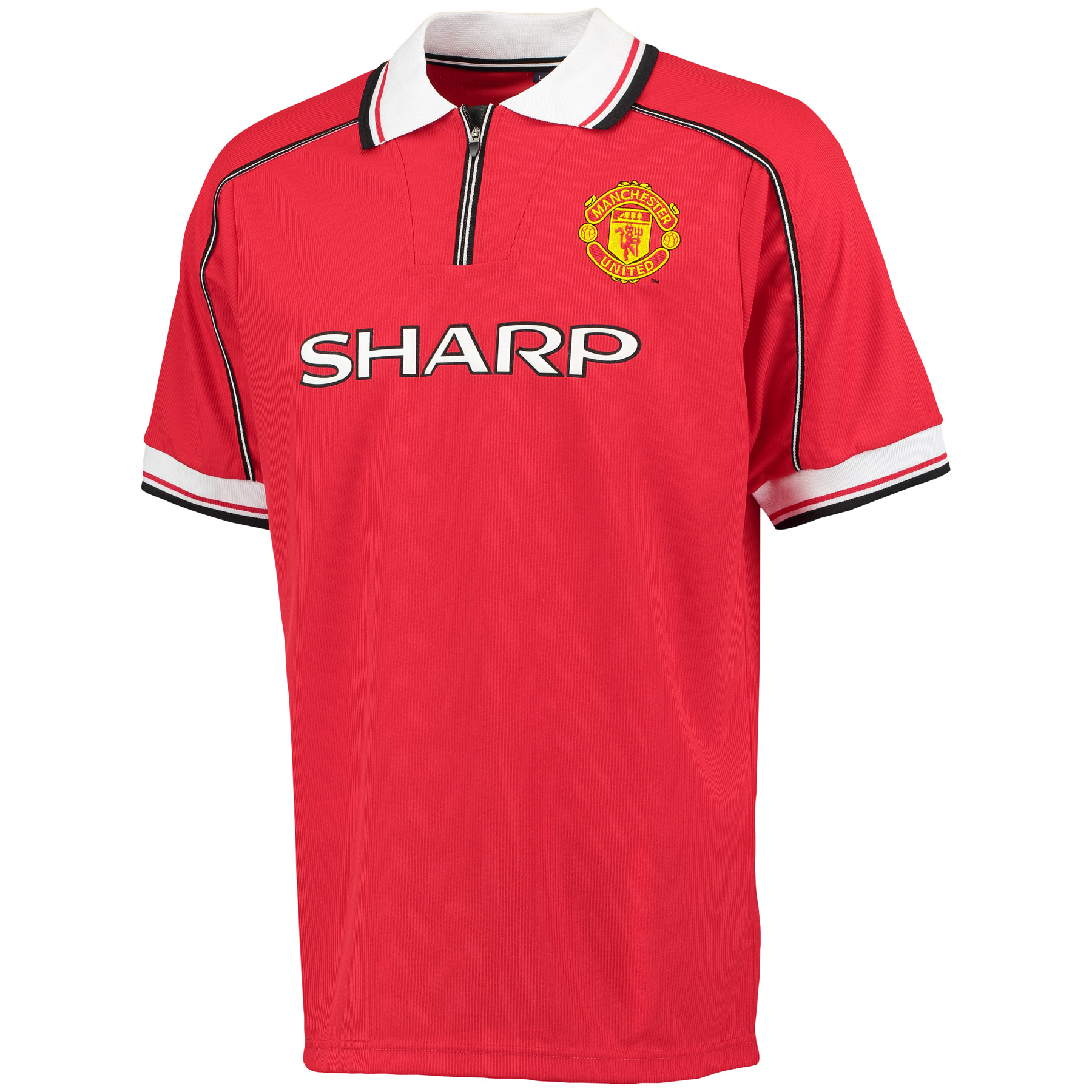 Manchester United 1999 Home League Shirt