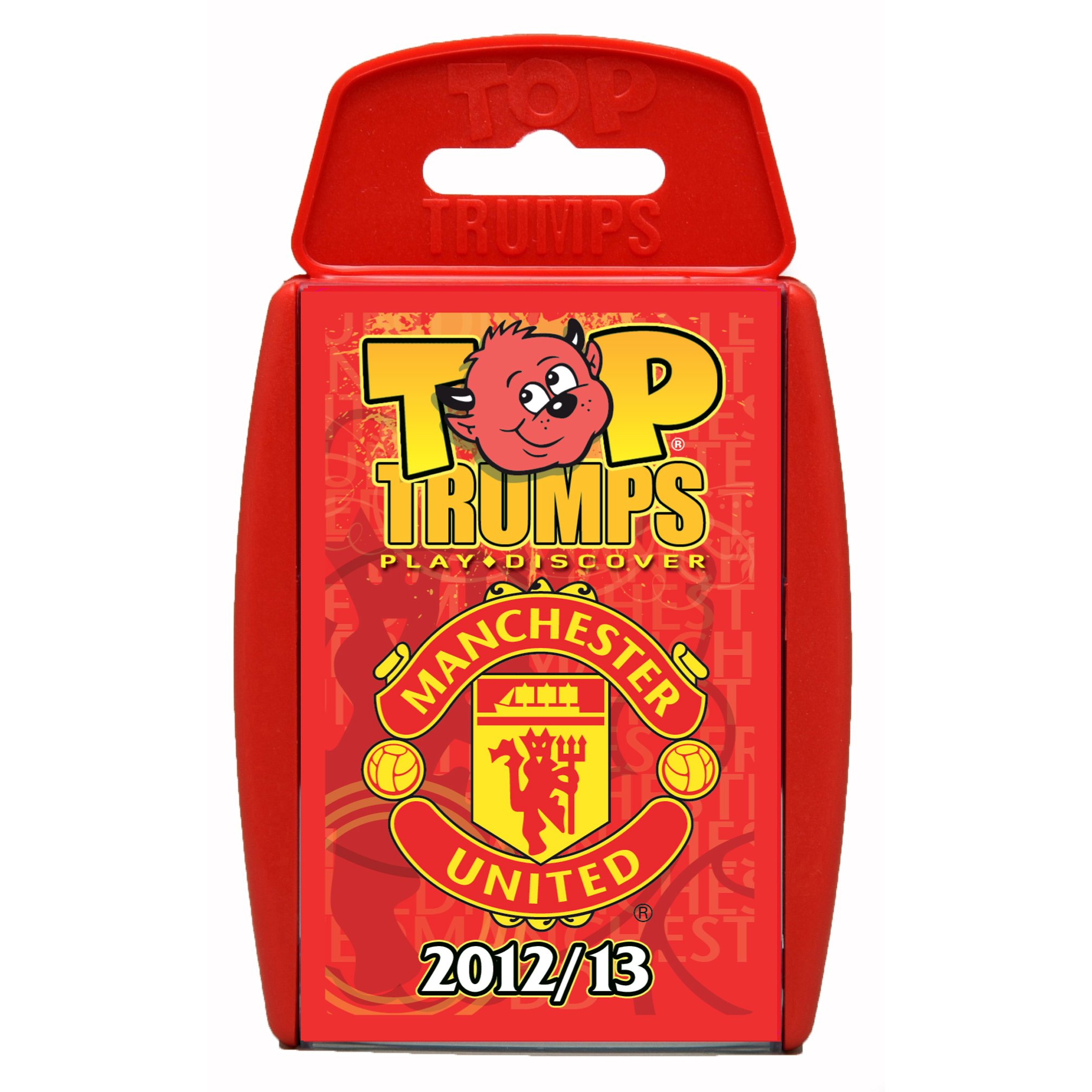 Manchester United Top Trumps 2012/13