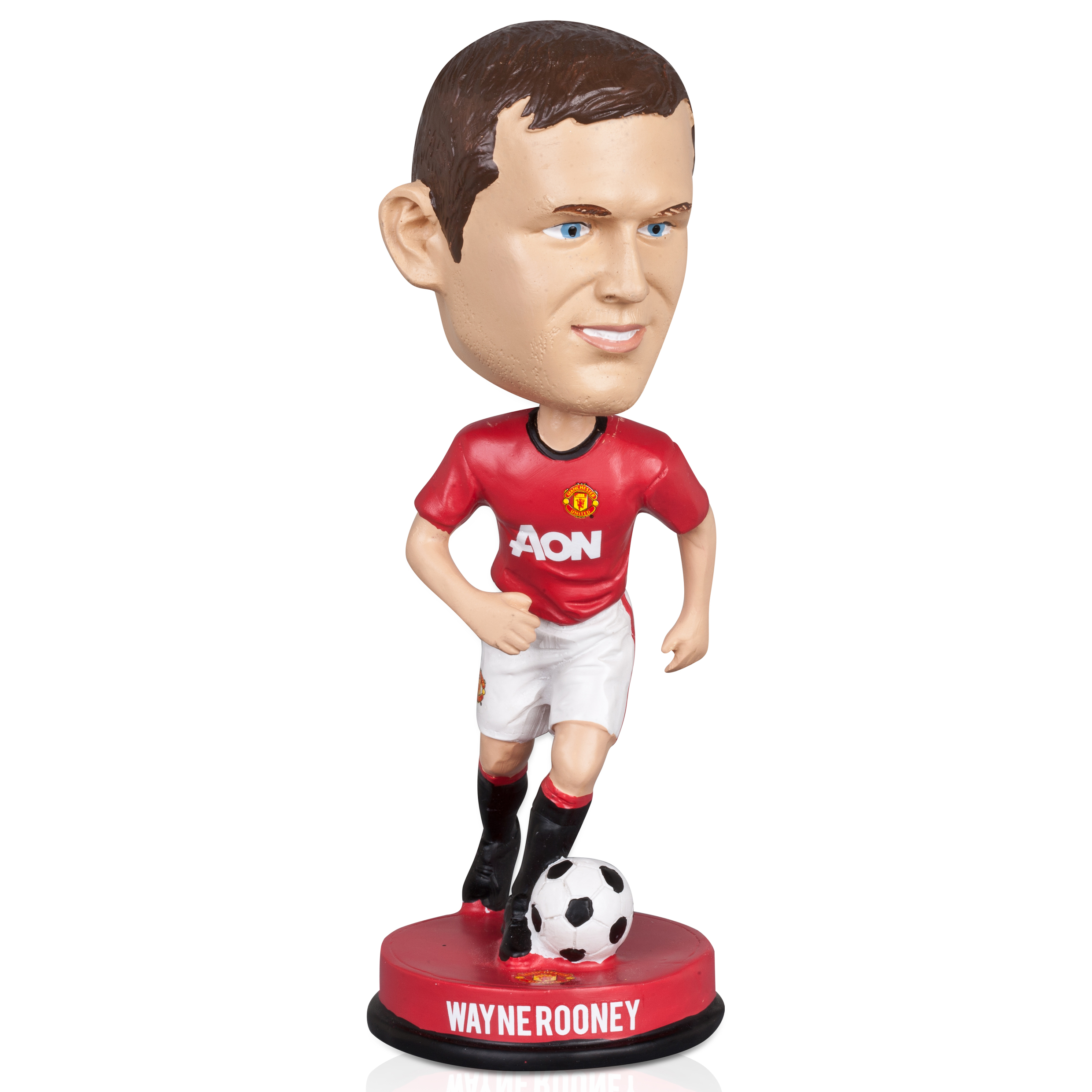 Manchester United Wayne Rooney Bobble Head