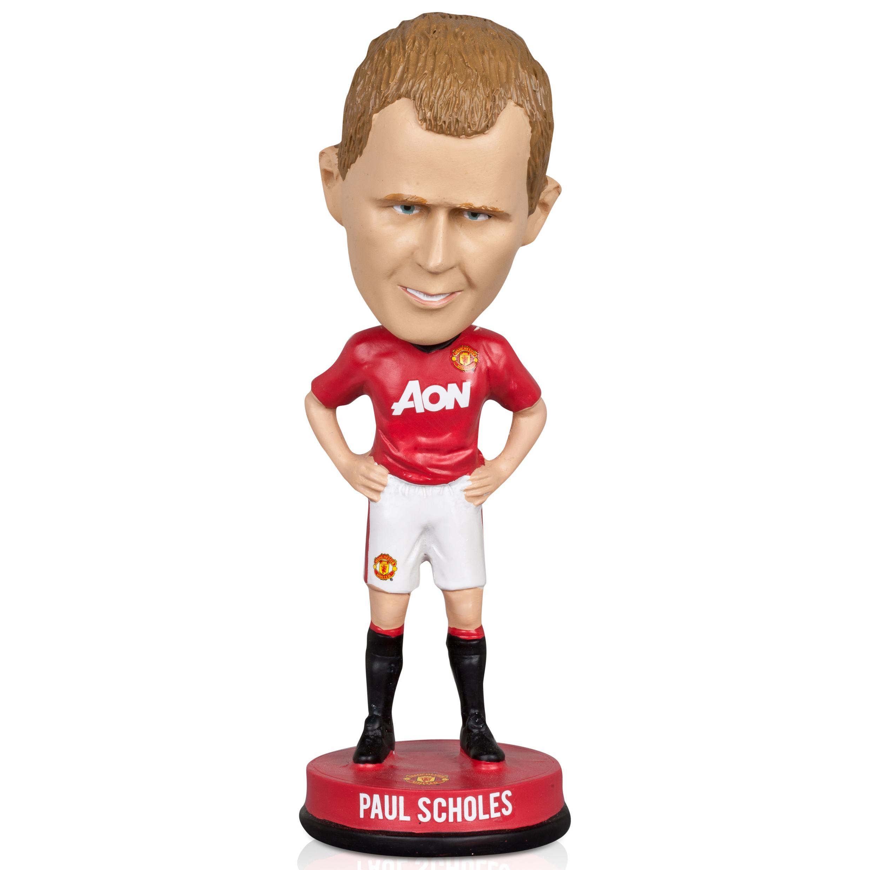 Manchester United Paul Scholes Bobble Head