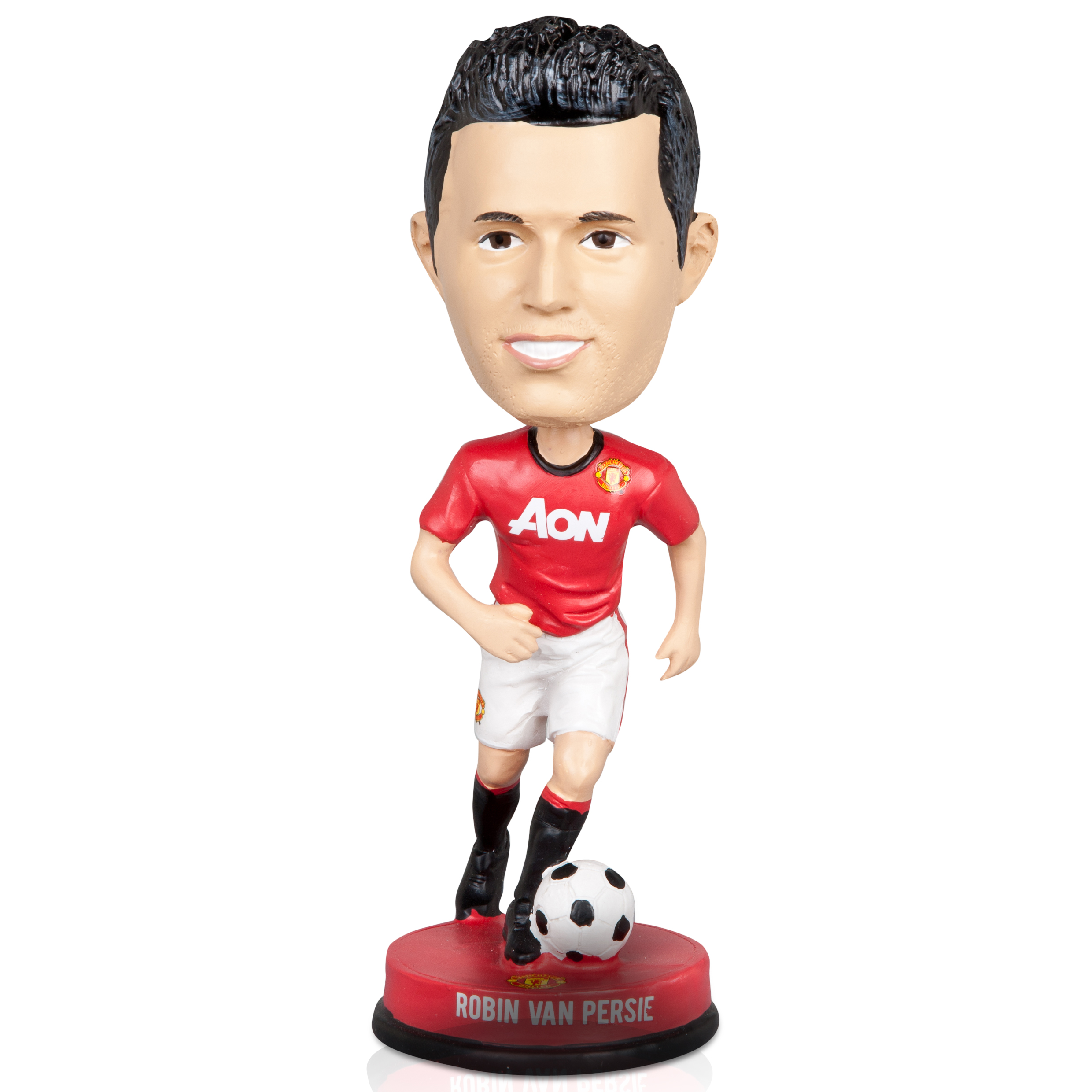 Manchester United Robin Van Persie Bobble Head