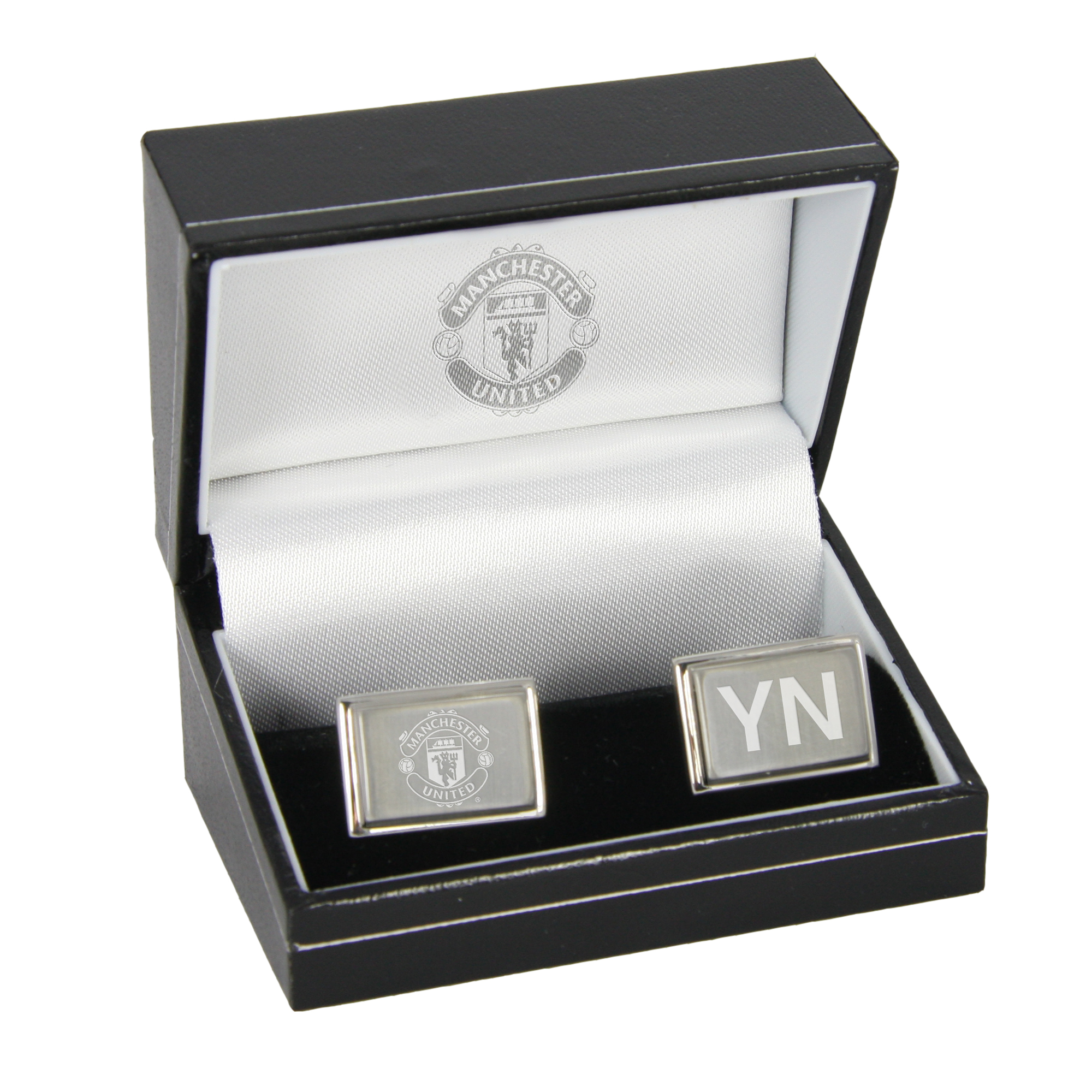 Manchester United Personalised Cufflinks