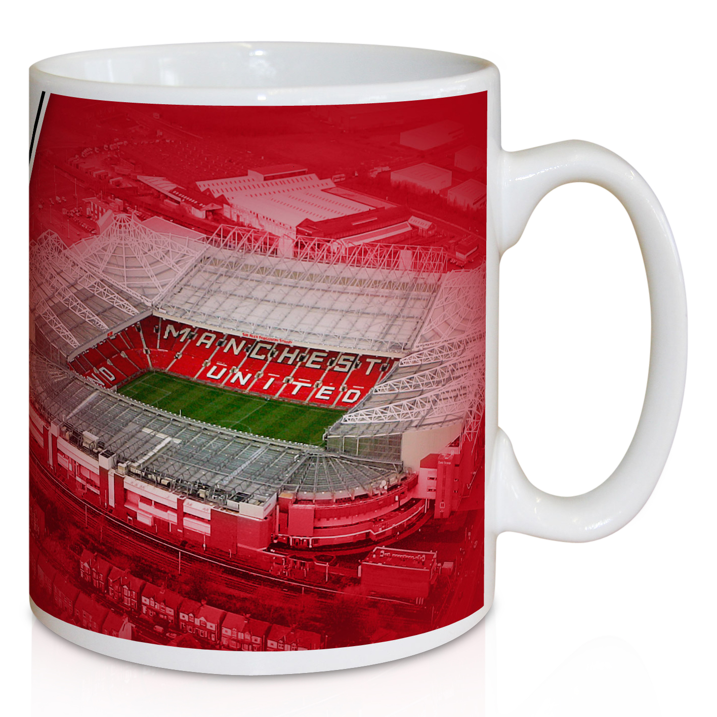 Manchester United Personalised Old Trafford Mug