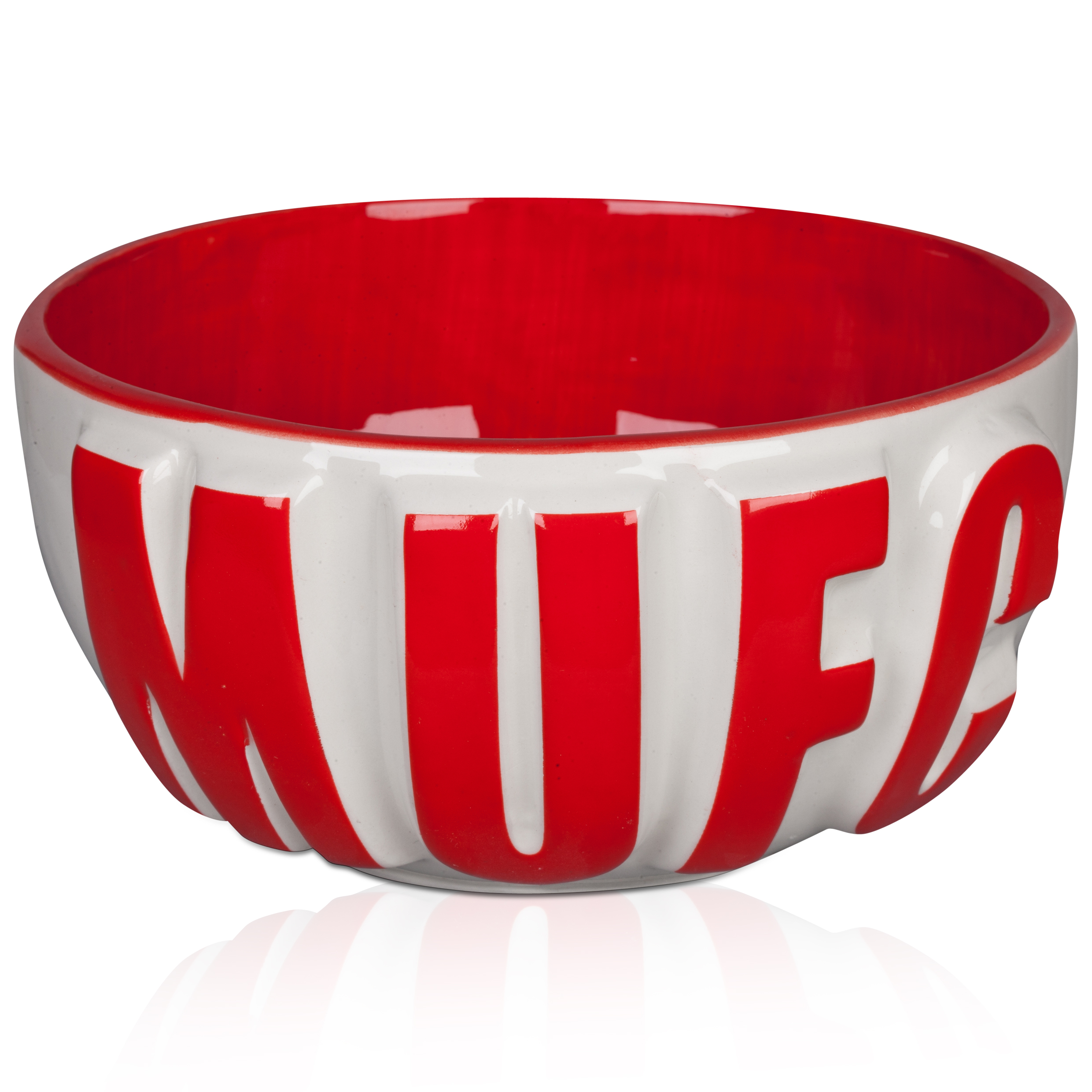 Manchester United 3D Cereal Bowl