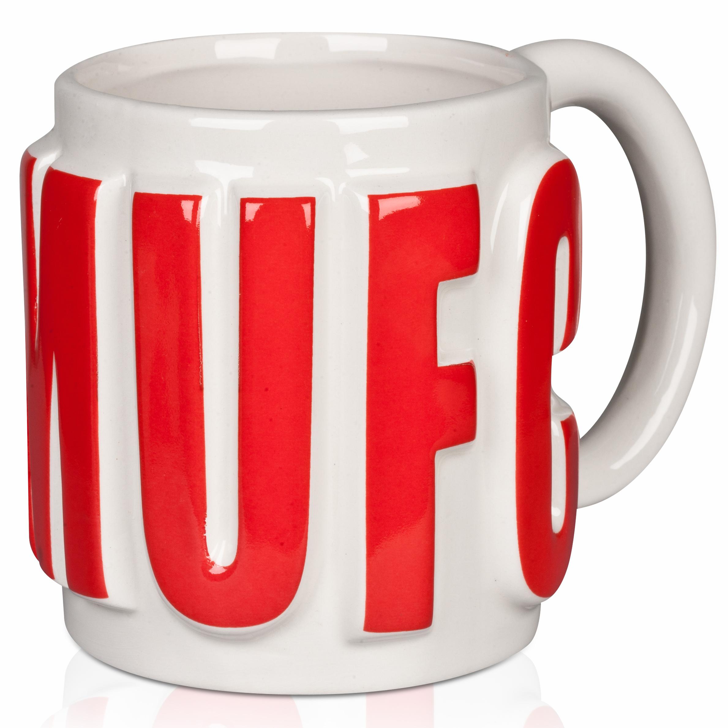 Manchester United 3D Mug