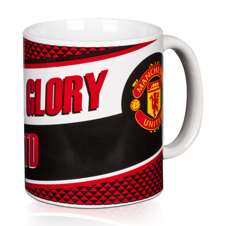 Manchester United Glory Glory Mug