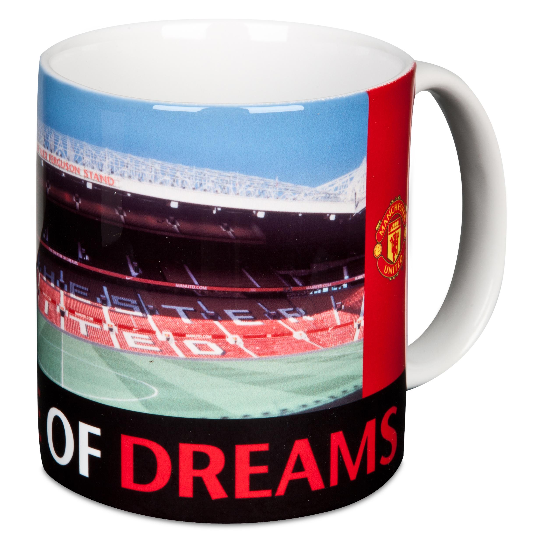 Manchester United Stadium Mug