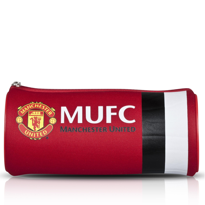 Manchester United Turbo Tube Pencil Case