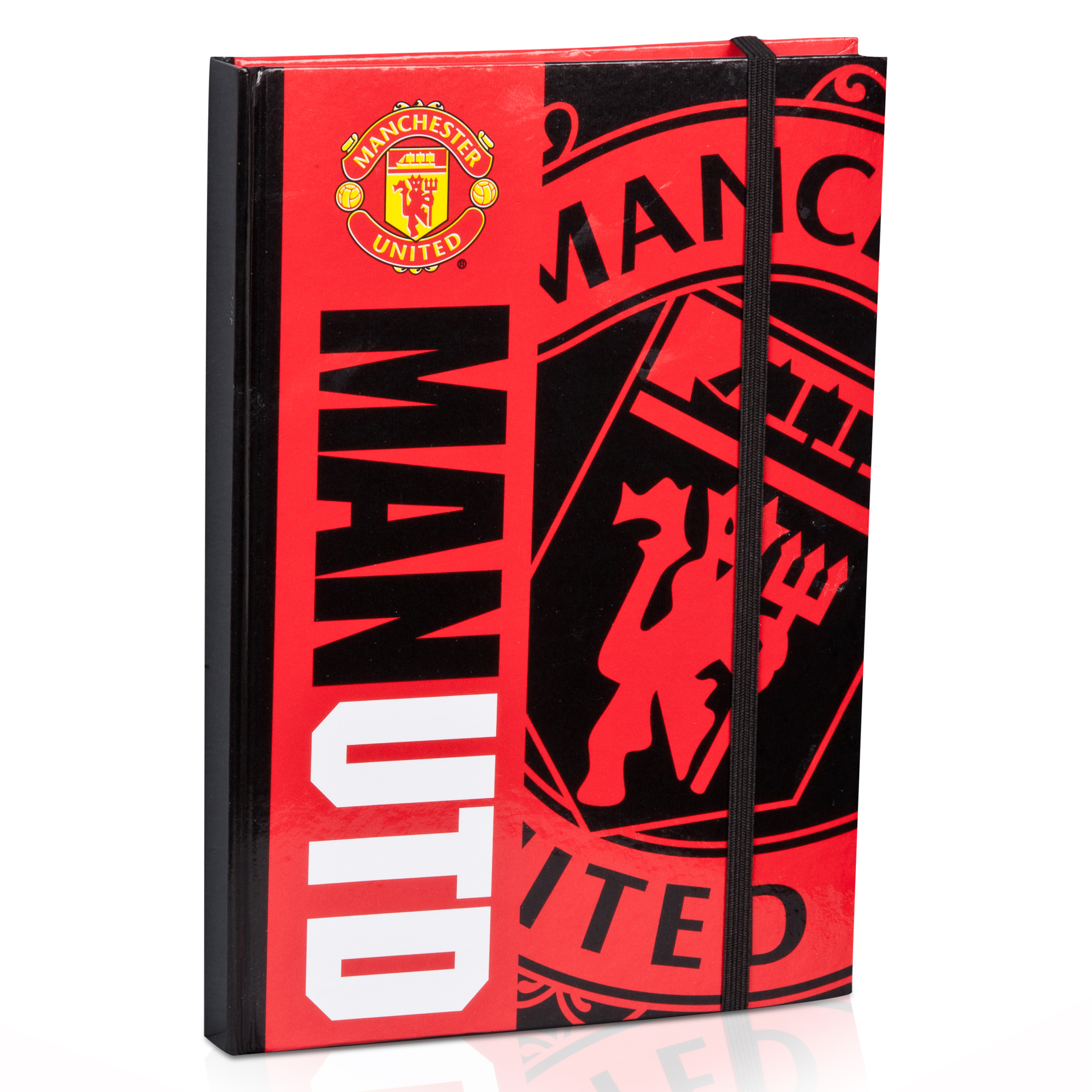 Manchester United Hardback A5 Notebook