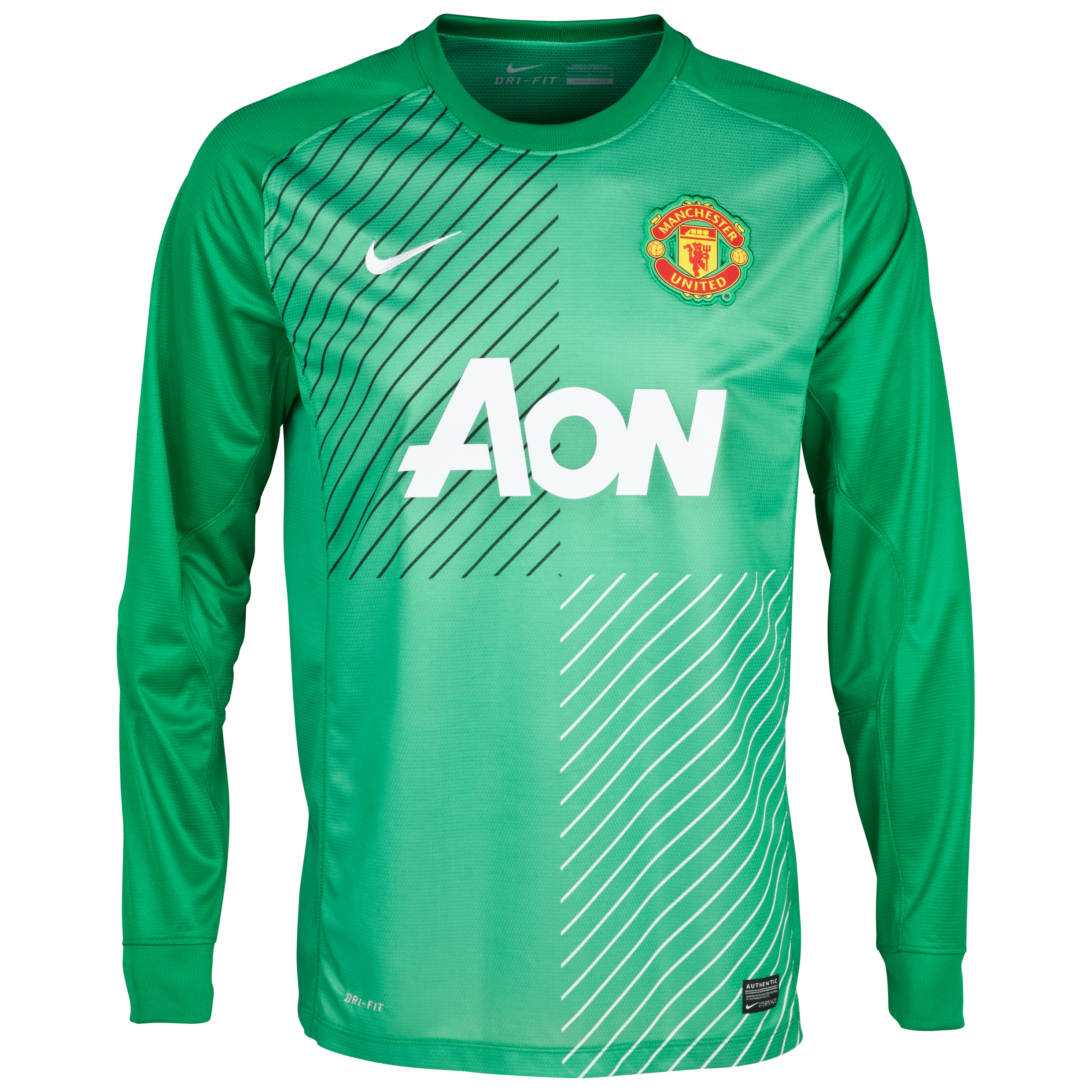 Manchester United Goalkeeper Shirt 2013/14 - Kids