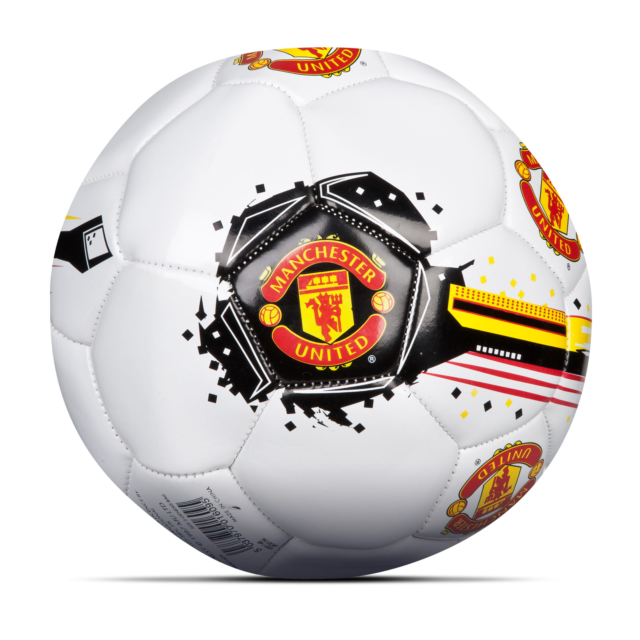 Manchester United Genesis Football - Size 5