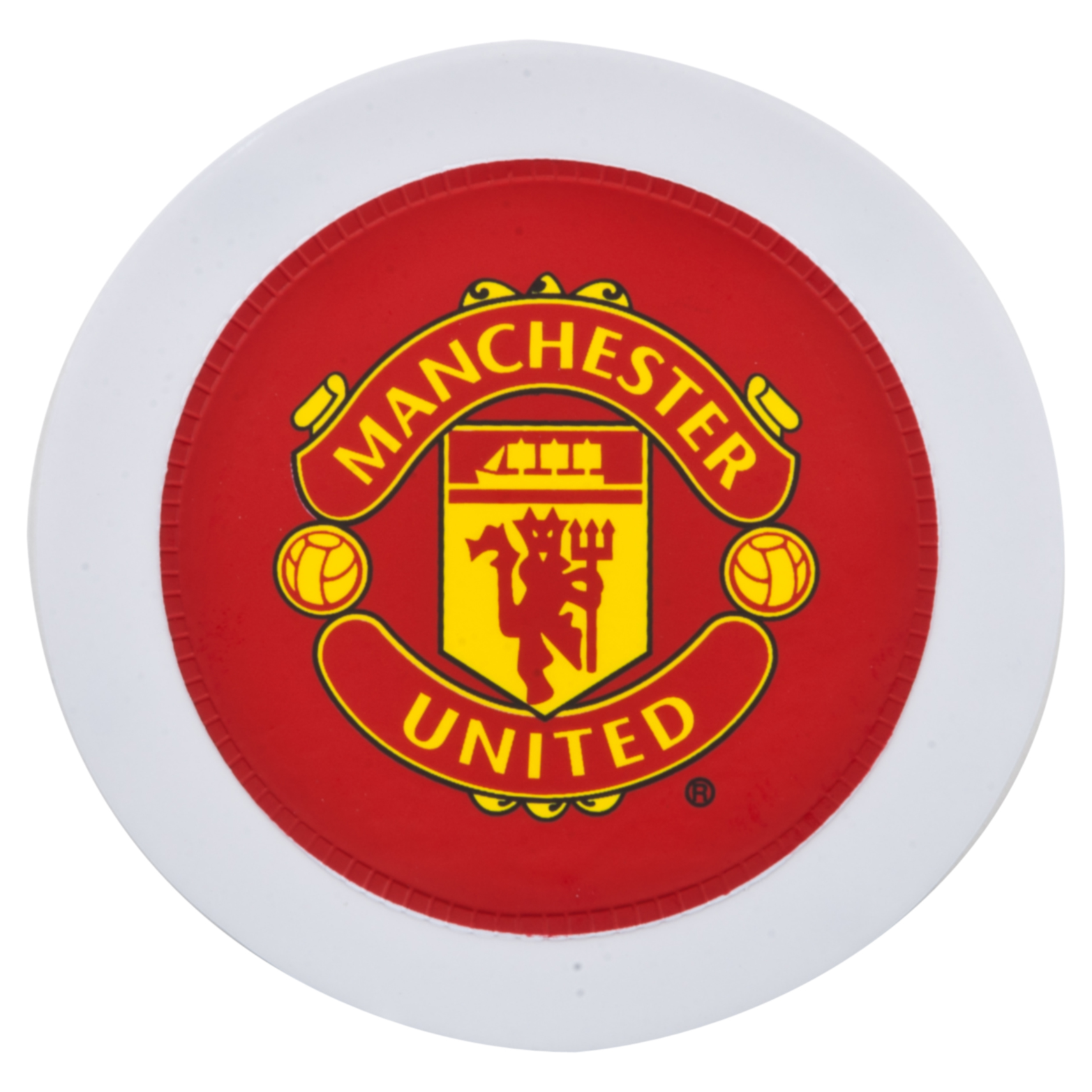Manchester United Crest Car Tax Disc Holder