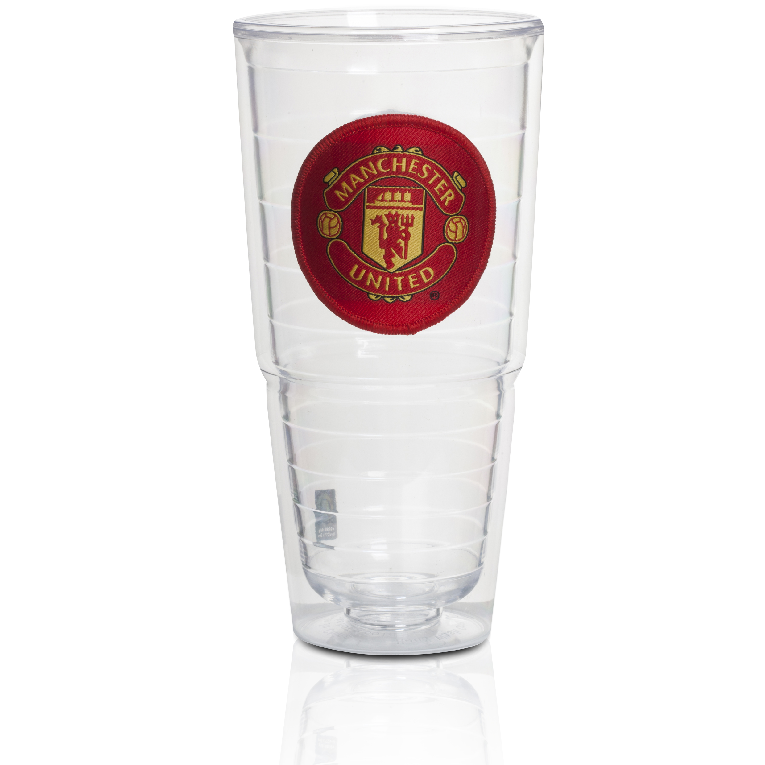 Manchester United Large Patch Tumbler
