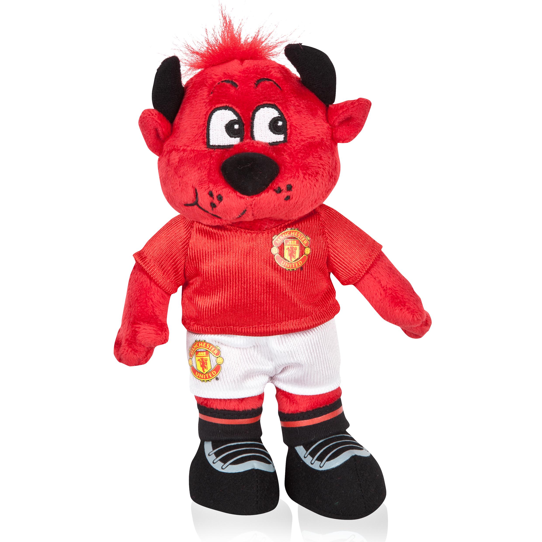 Manchester United Mascot