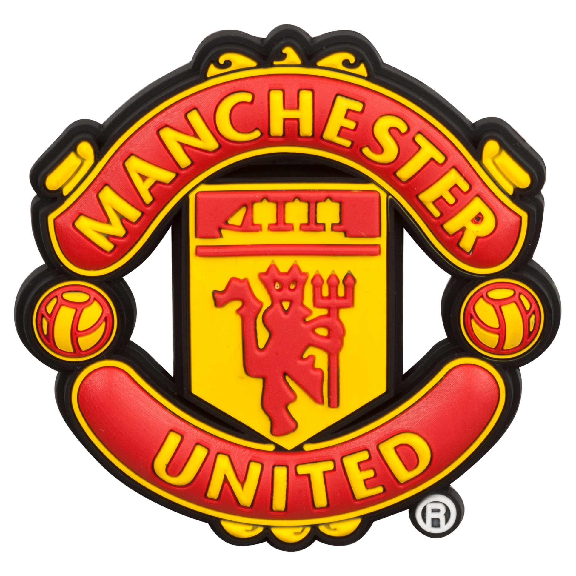 Manchester United Crest Magnet
