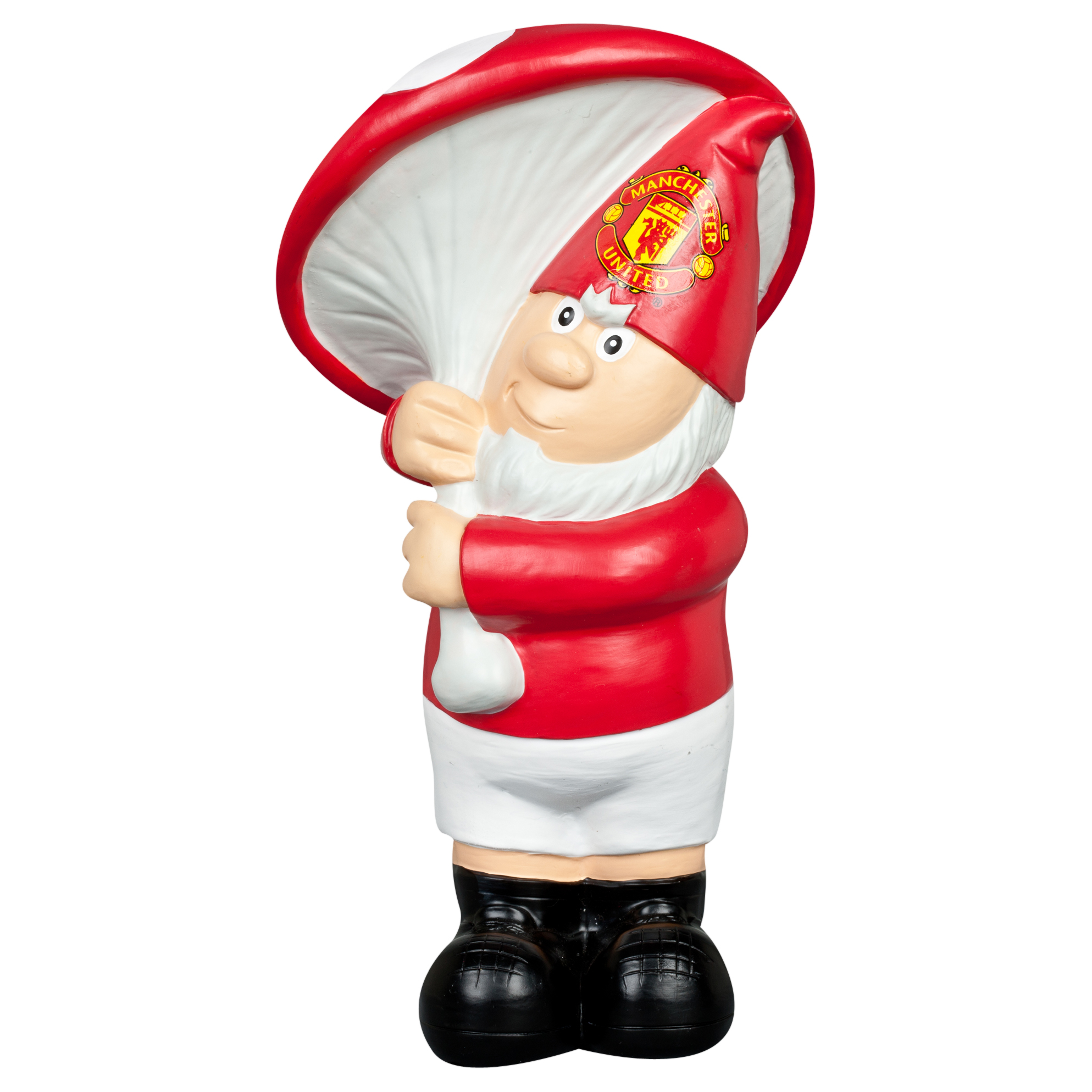 Manchester United Umbrella Mushroom Gnome