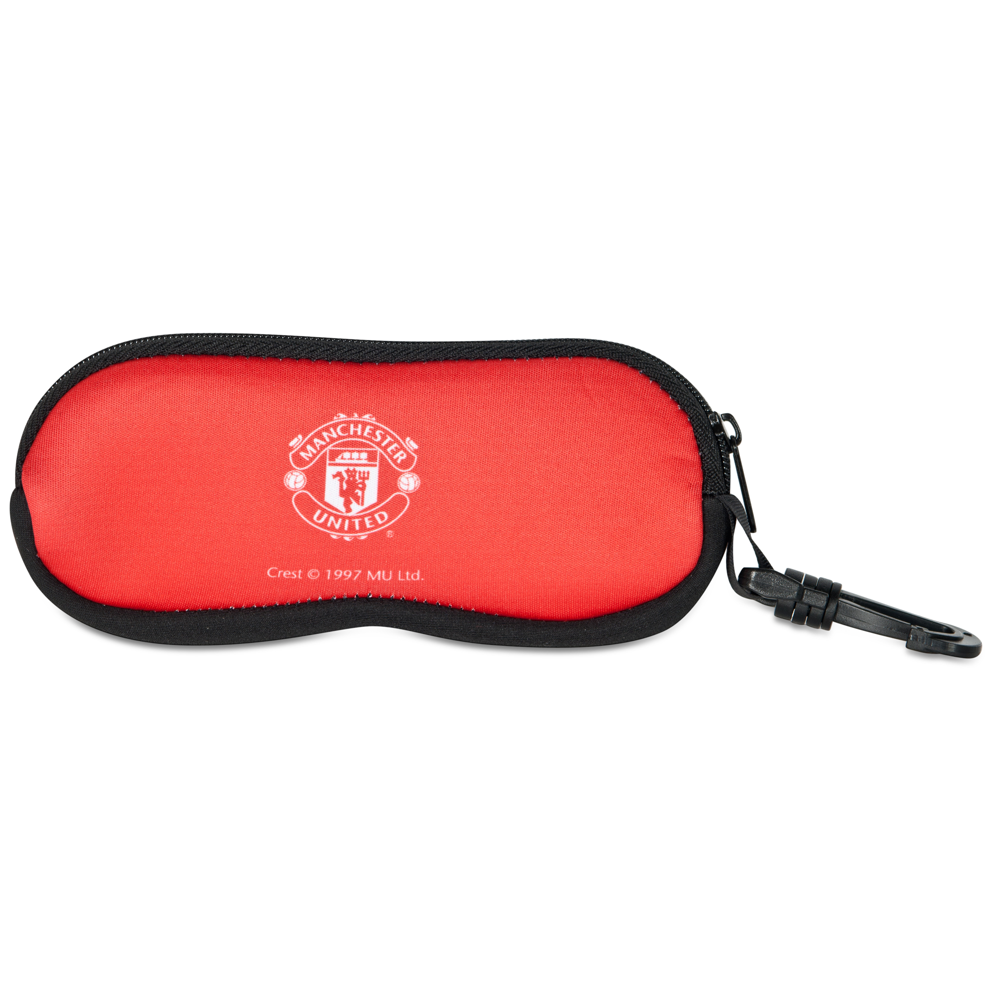 Manchester United Glasses Case - Kids