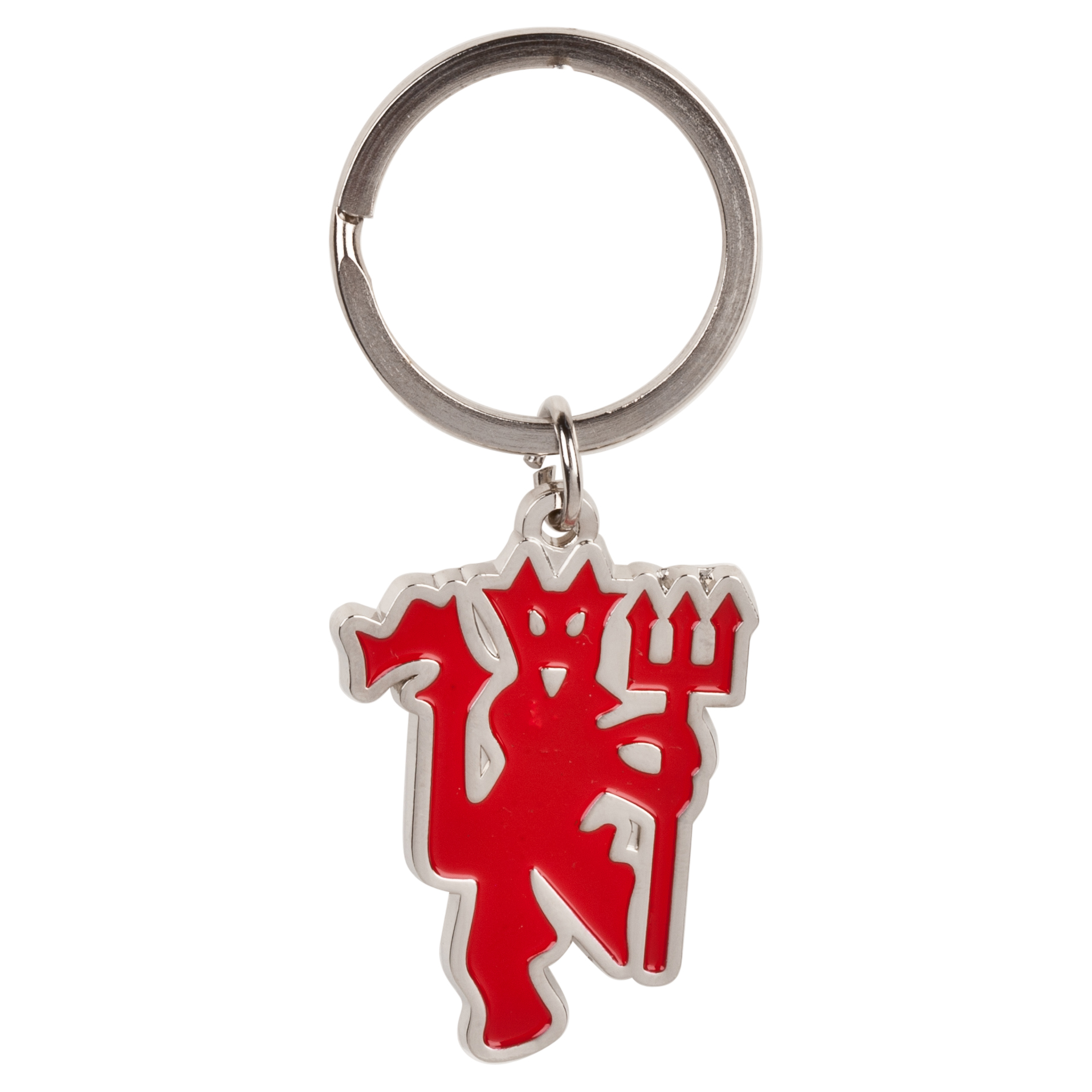 Manchester United Red Devil Key Ring