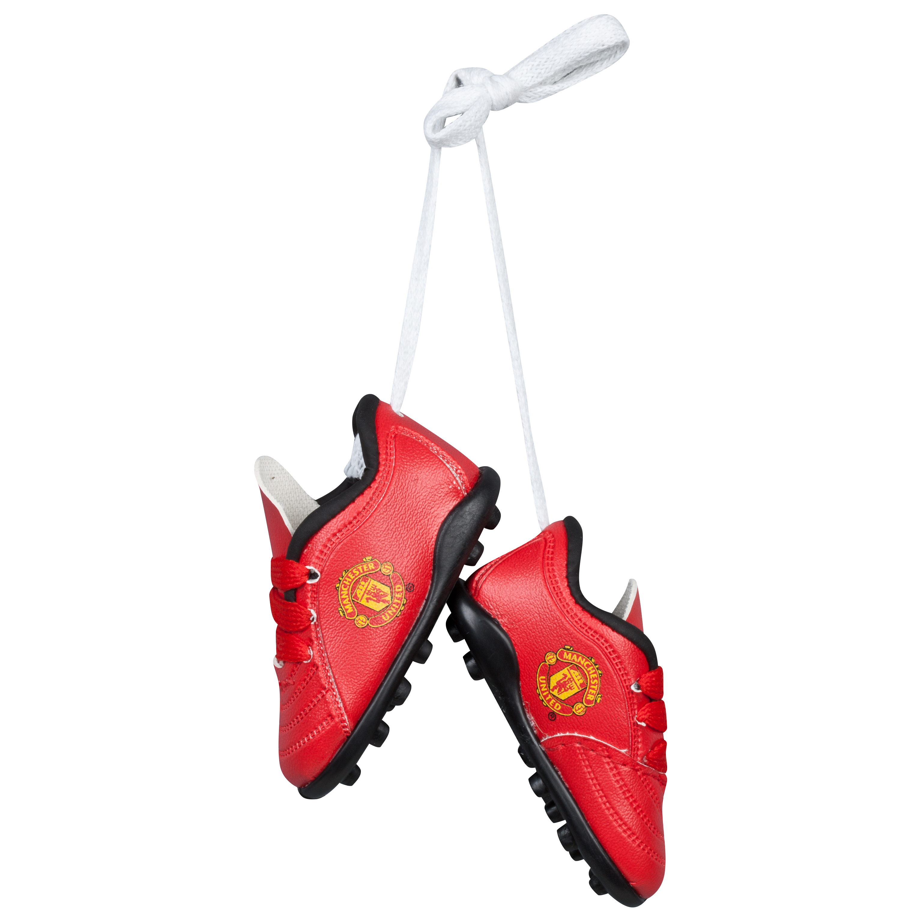 Manchester United Mini Car Hanging Football Boots