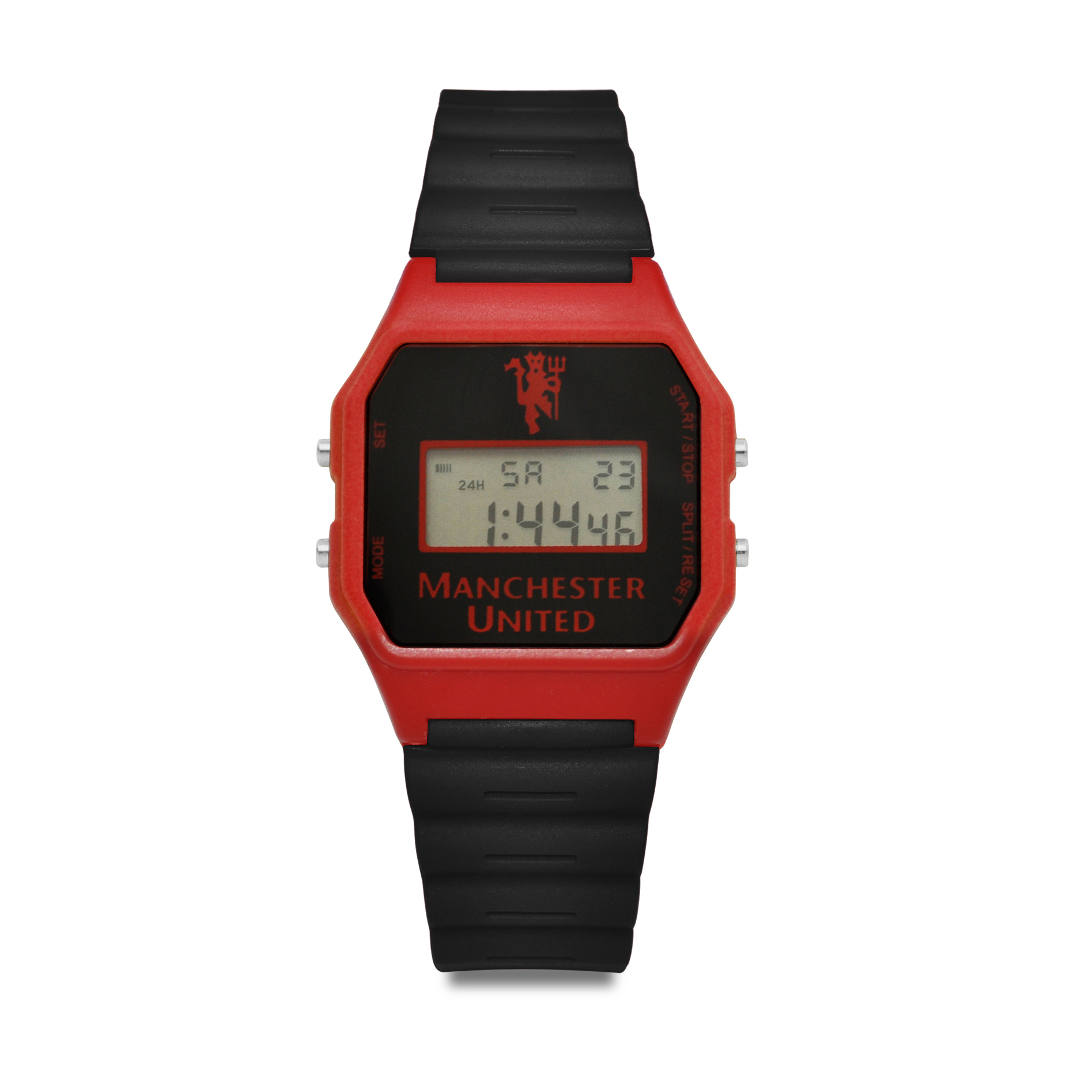 Manchester United Digital Watch - Kids
