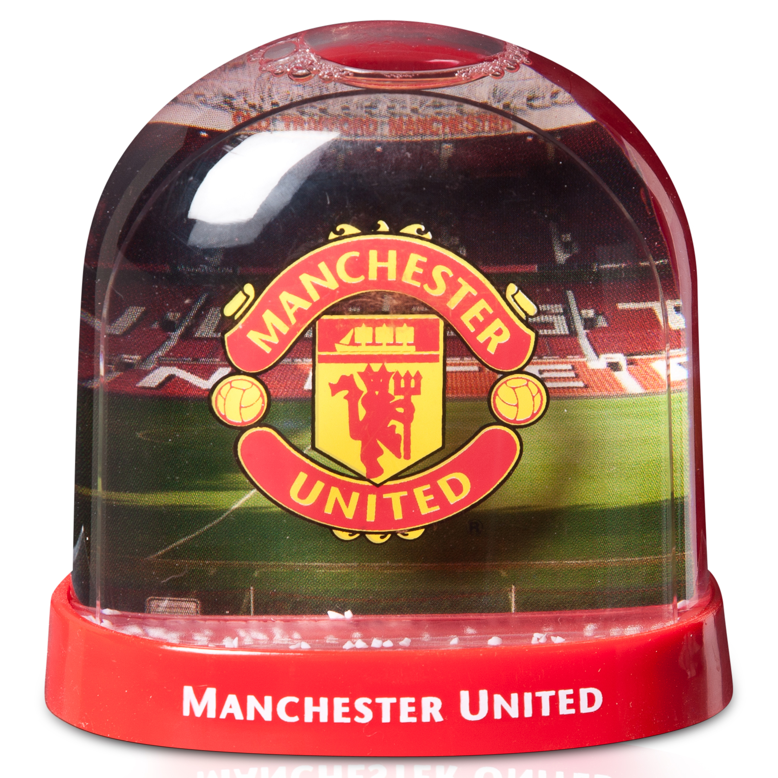 Manchester United Christmas Stadium Snow Dome