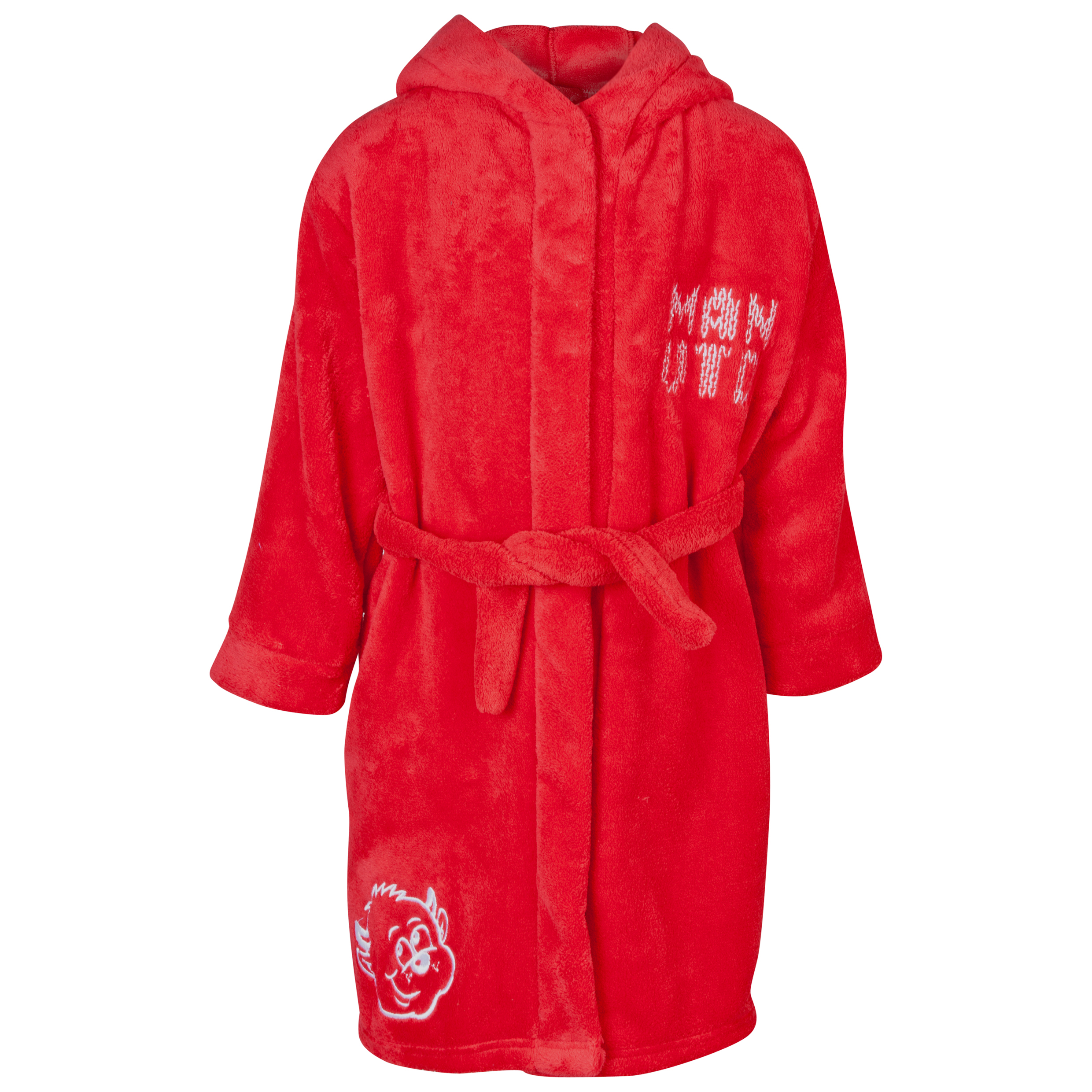 Manchester United Fred The Red Robe - Infants Red