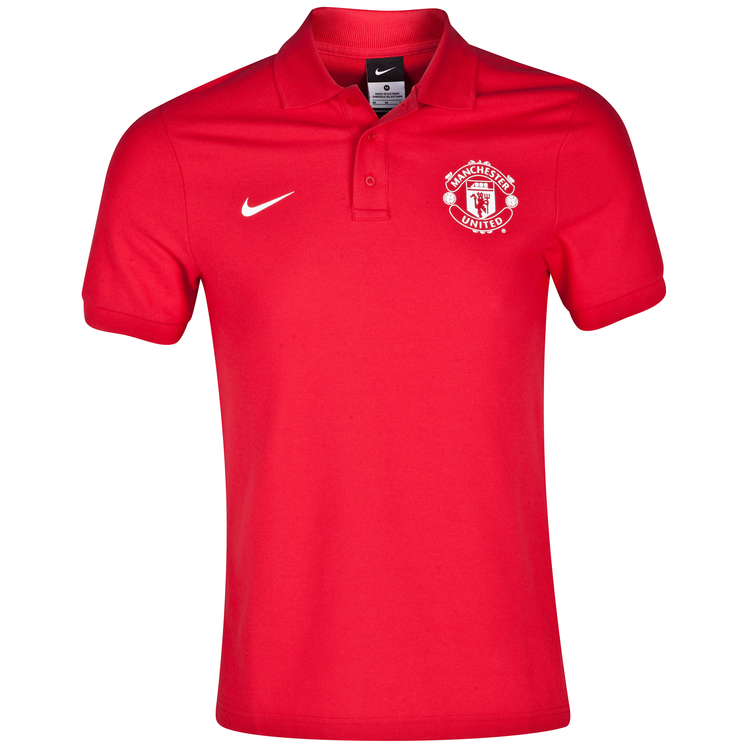 Manchester United Core Polo Red