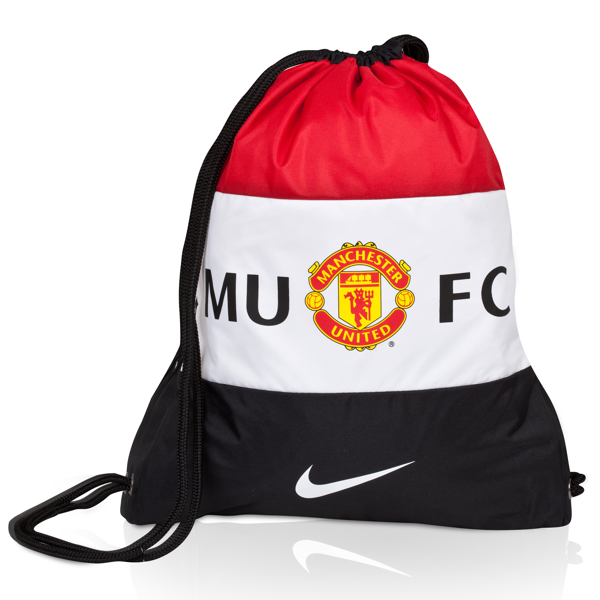 Manchester United Allegiance Gym Sack 2.0 Red