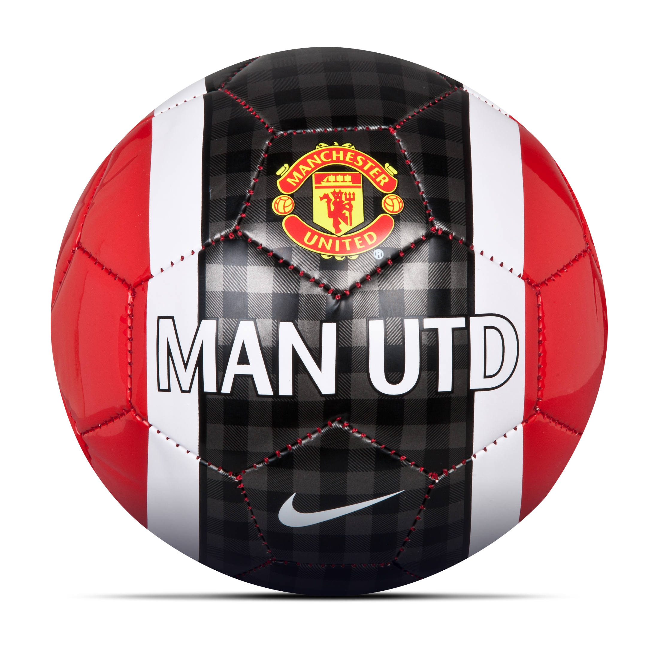 Manchester United Skills Football - Size 1 Red