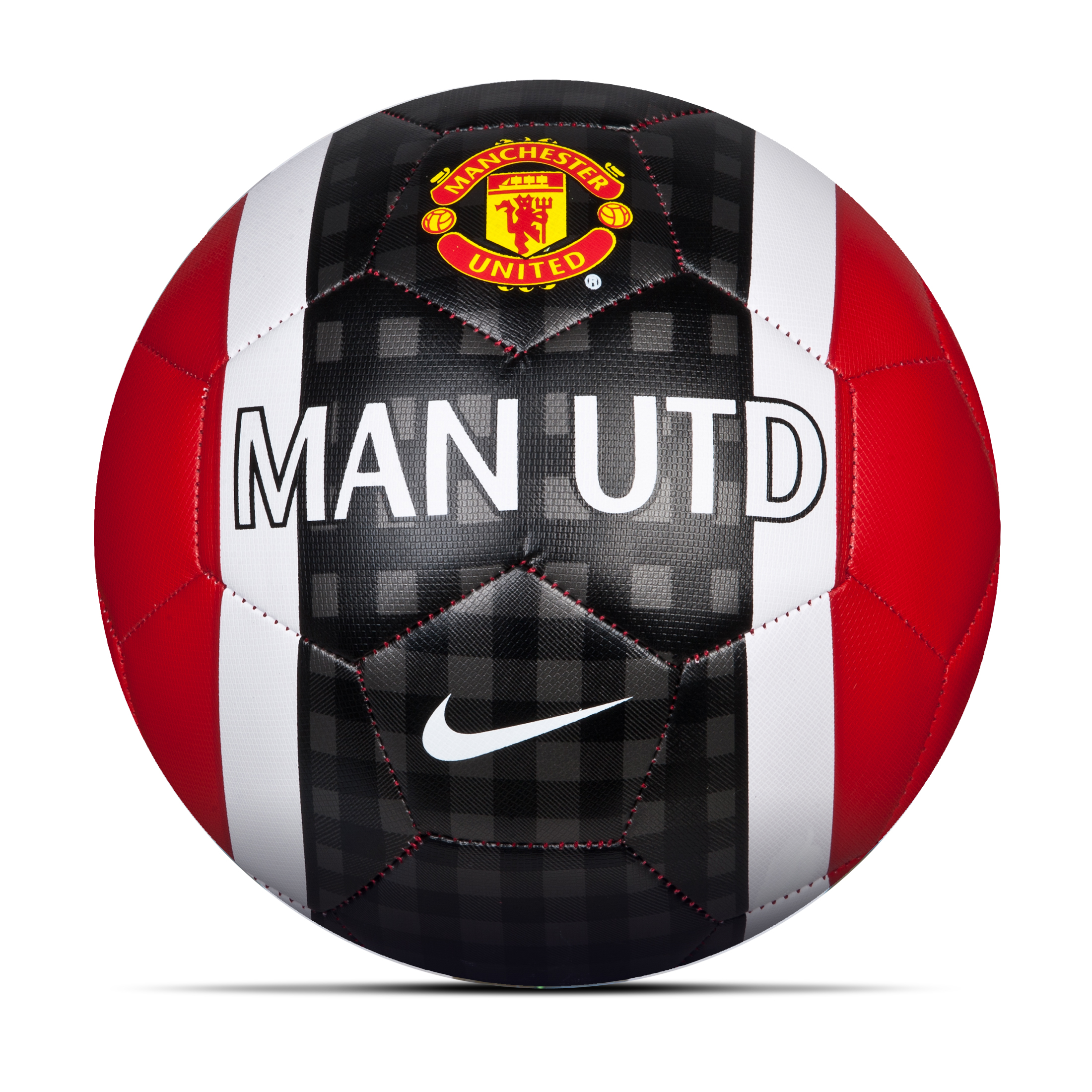 Manchester United Prestige Football - Size 5 Red