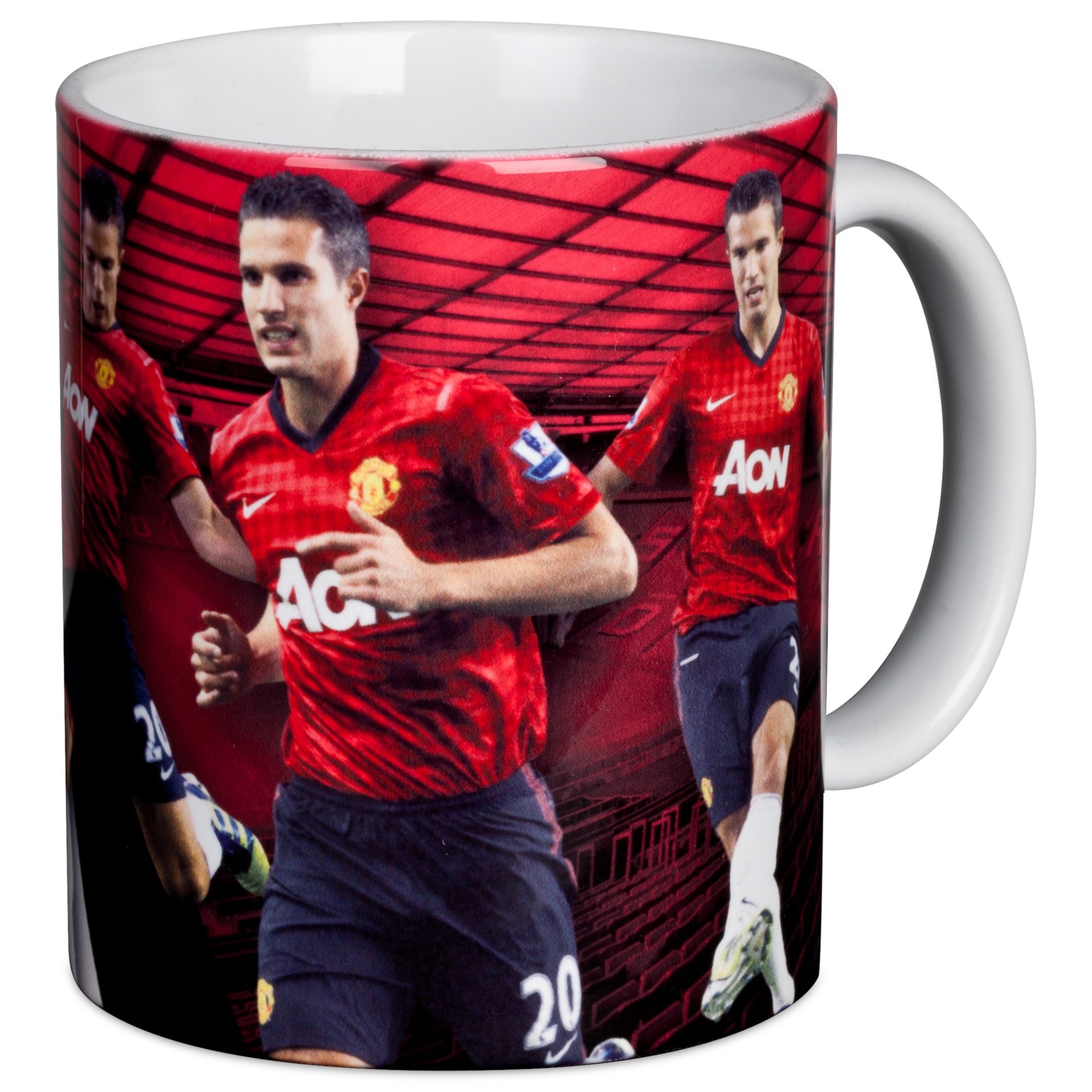 Manchester United RVP 2012/13 Mug