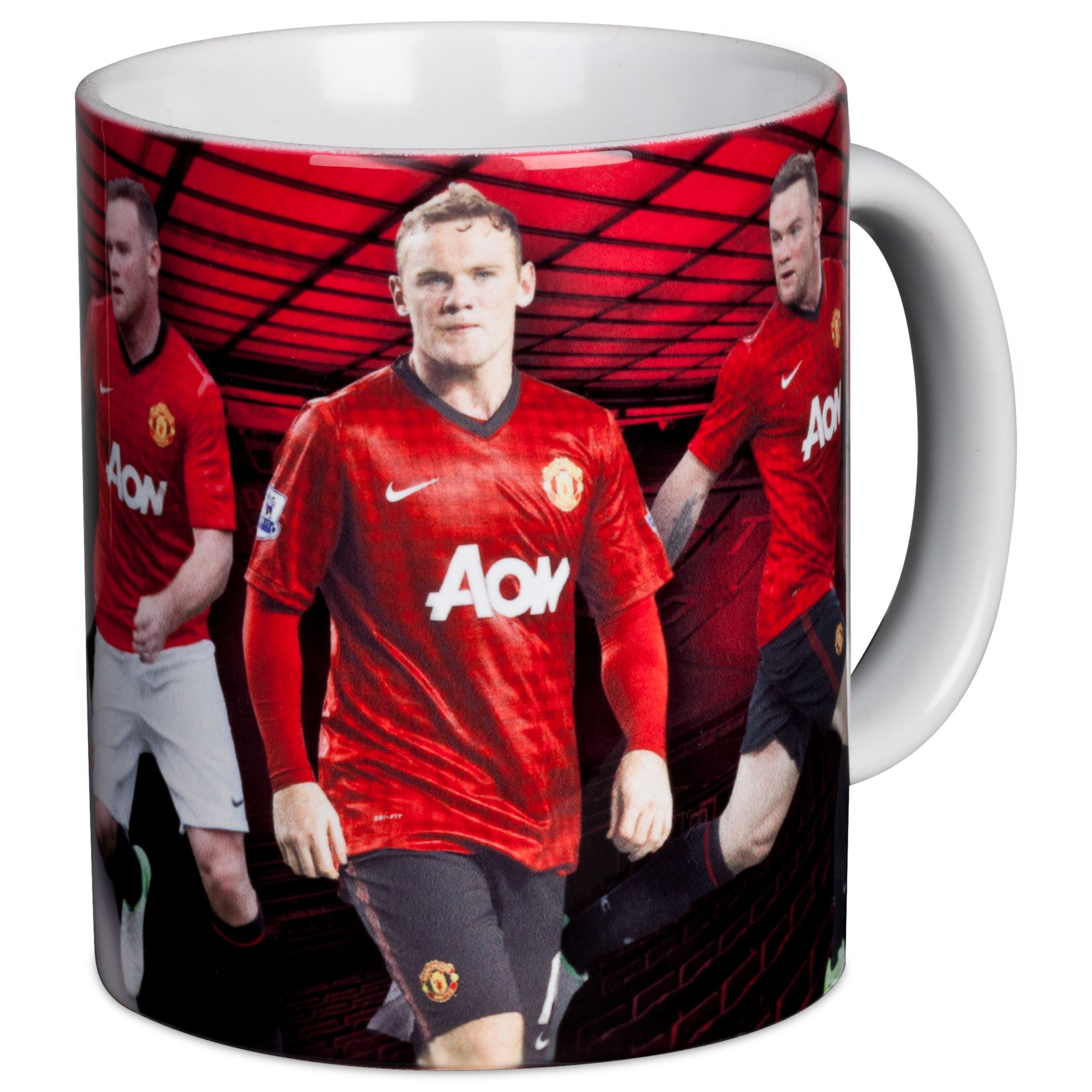 Manchester United 2012/13 Rooney Mug