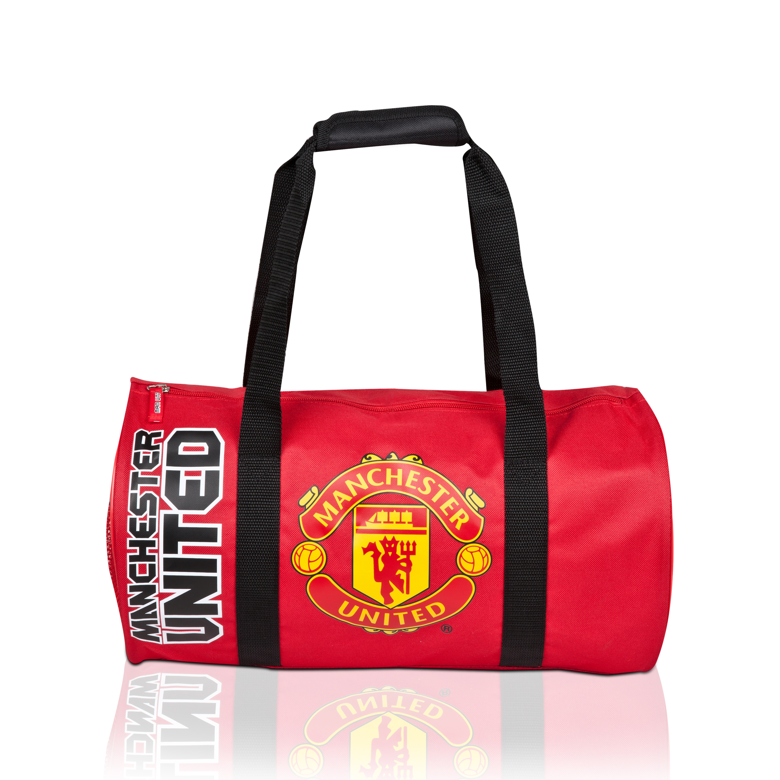 Manchester United Barrel Bag