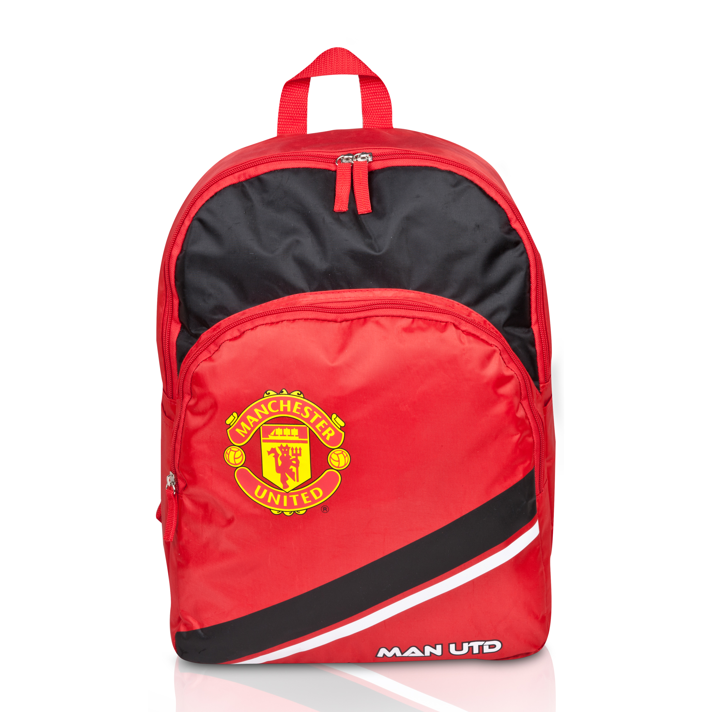Manchester United Stripe Backpack