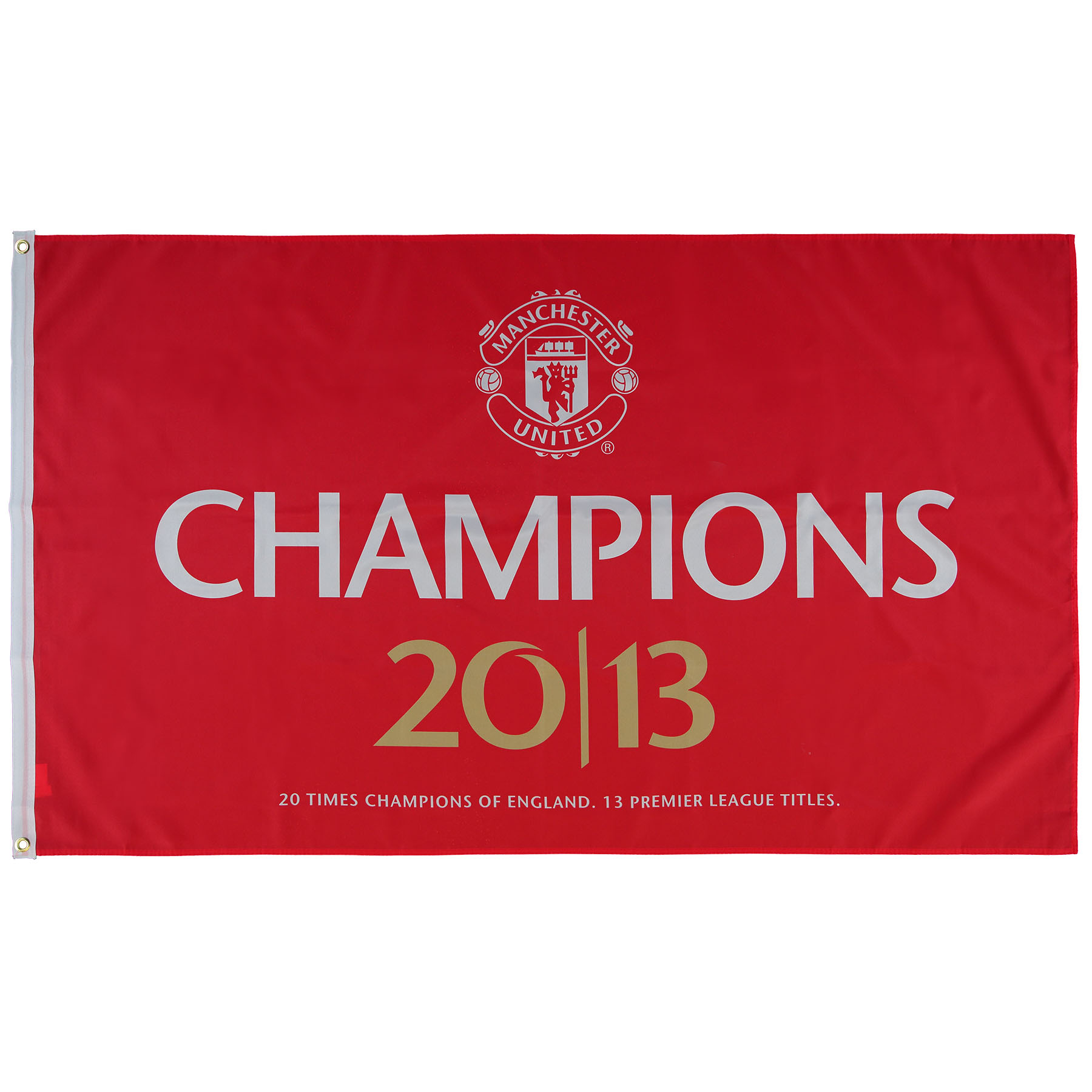 Manchester United Champions 2013 Flag - 5 x 3