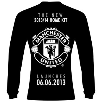 Manchester United Home Goalkeeper Shirt 2013/14 - Kids