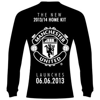 Manchester United Home Goalkeeper Shirt 2013/14