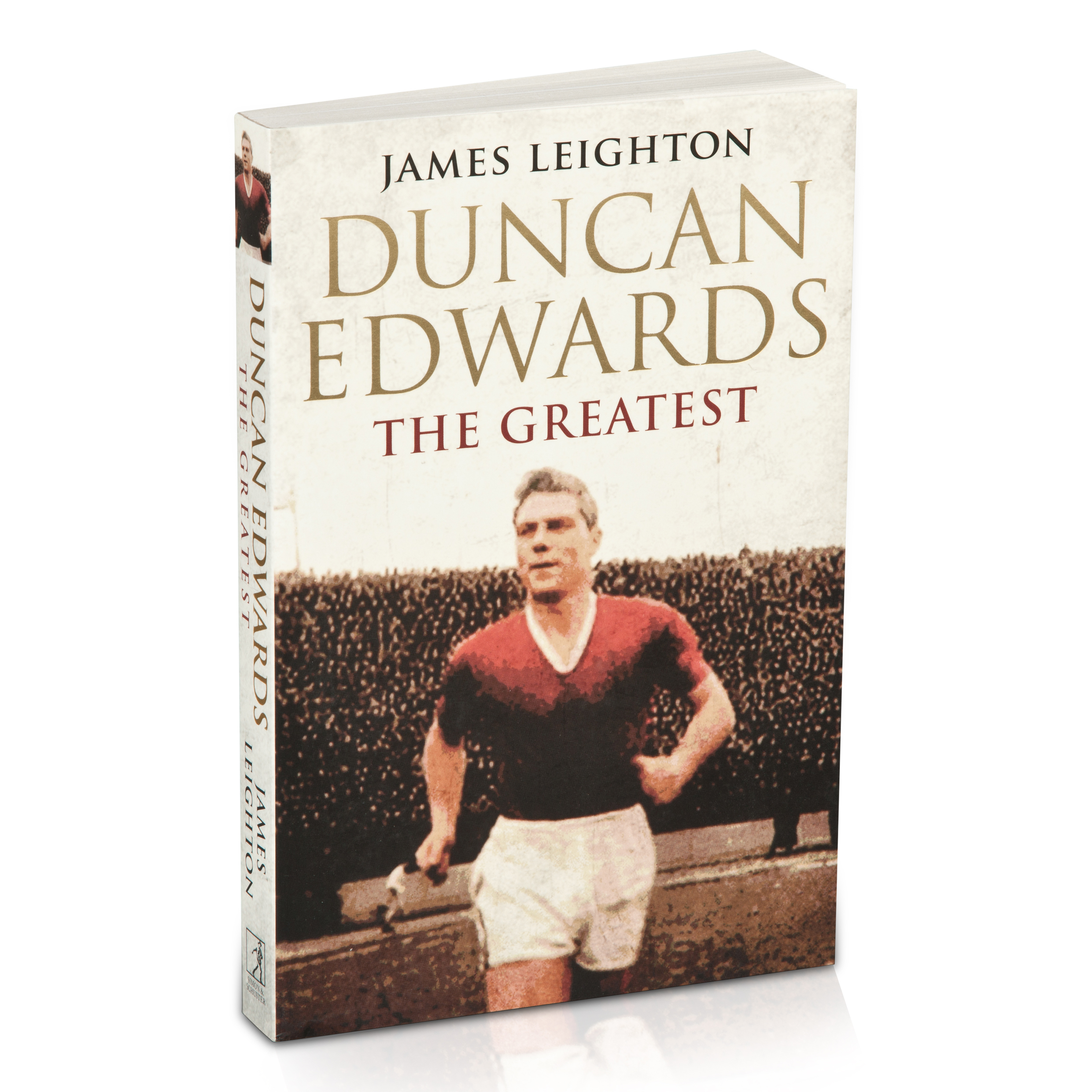 Manchester United Duncan Edwards The Greatest Paperback Book